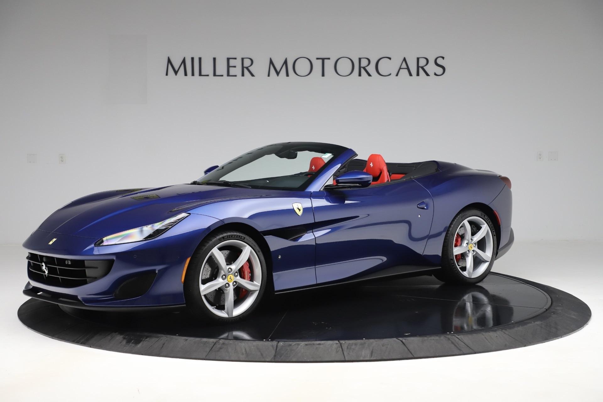 Used 2019 Ferrari Portofino  For Sale In Greenwich, CT 3548_p2