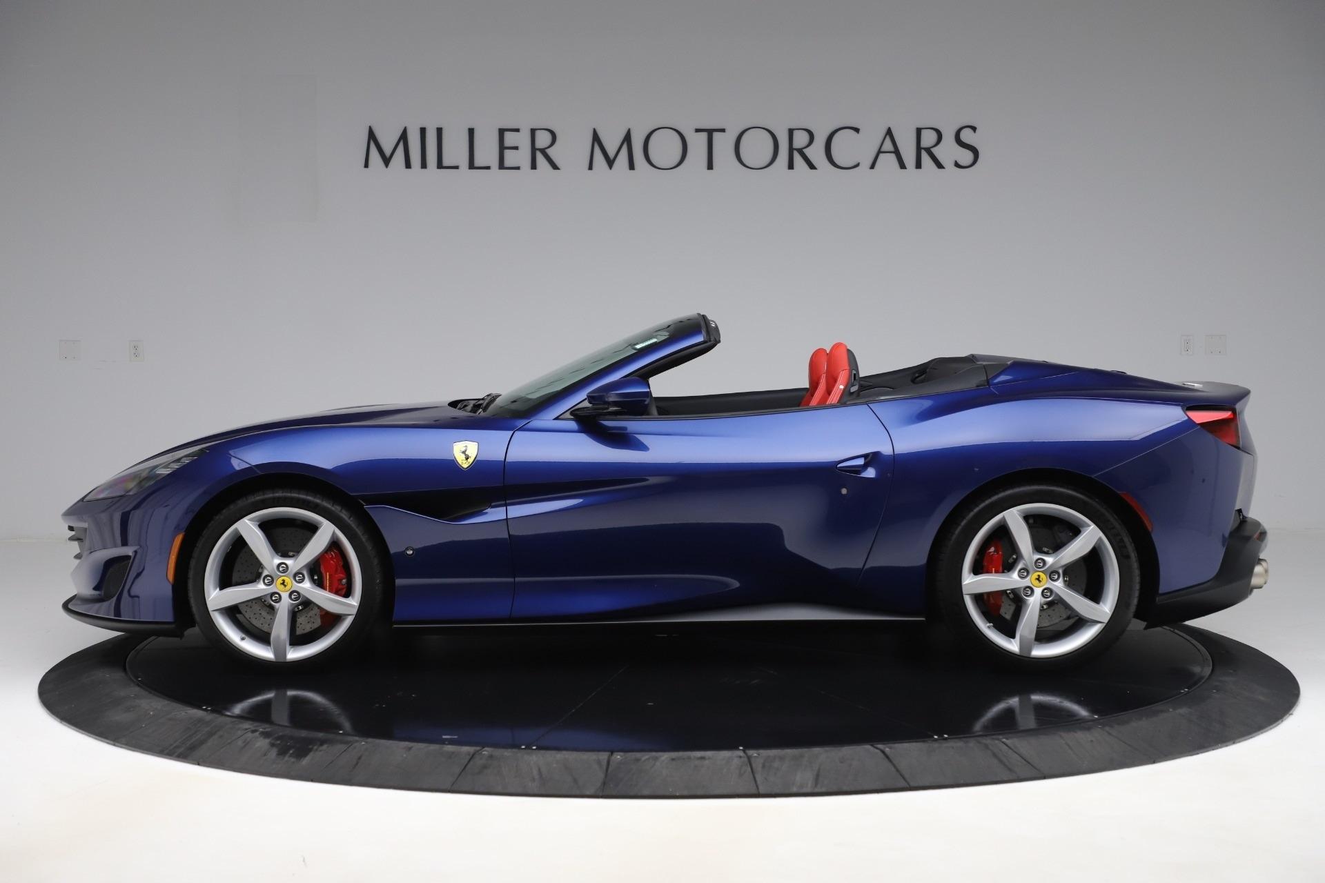 Used 2019 Ferrari Portofino  For Sale In Greenwich, CT 3548_p3