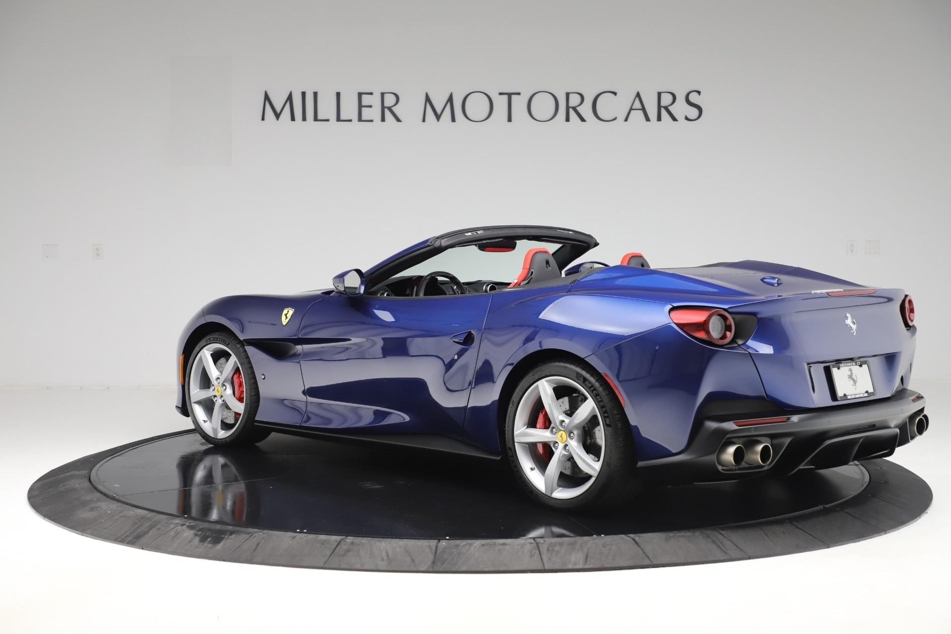 Used 2019 Ferrari Portofino  For Sale In Greenwich, CT 3548_p4