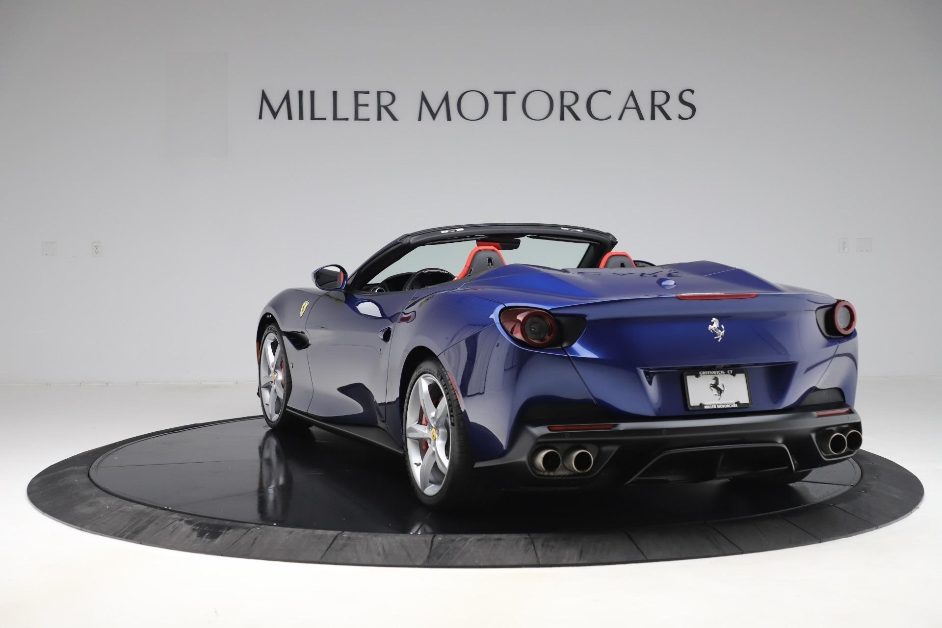 Used 2019 Ferrari Portofino  For Sale In Greenwich, CT 3548_p5