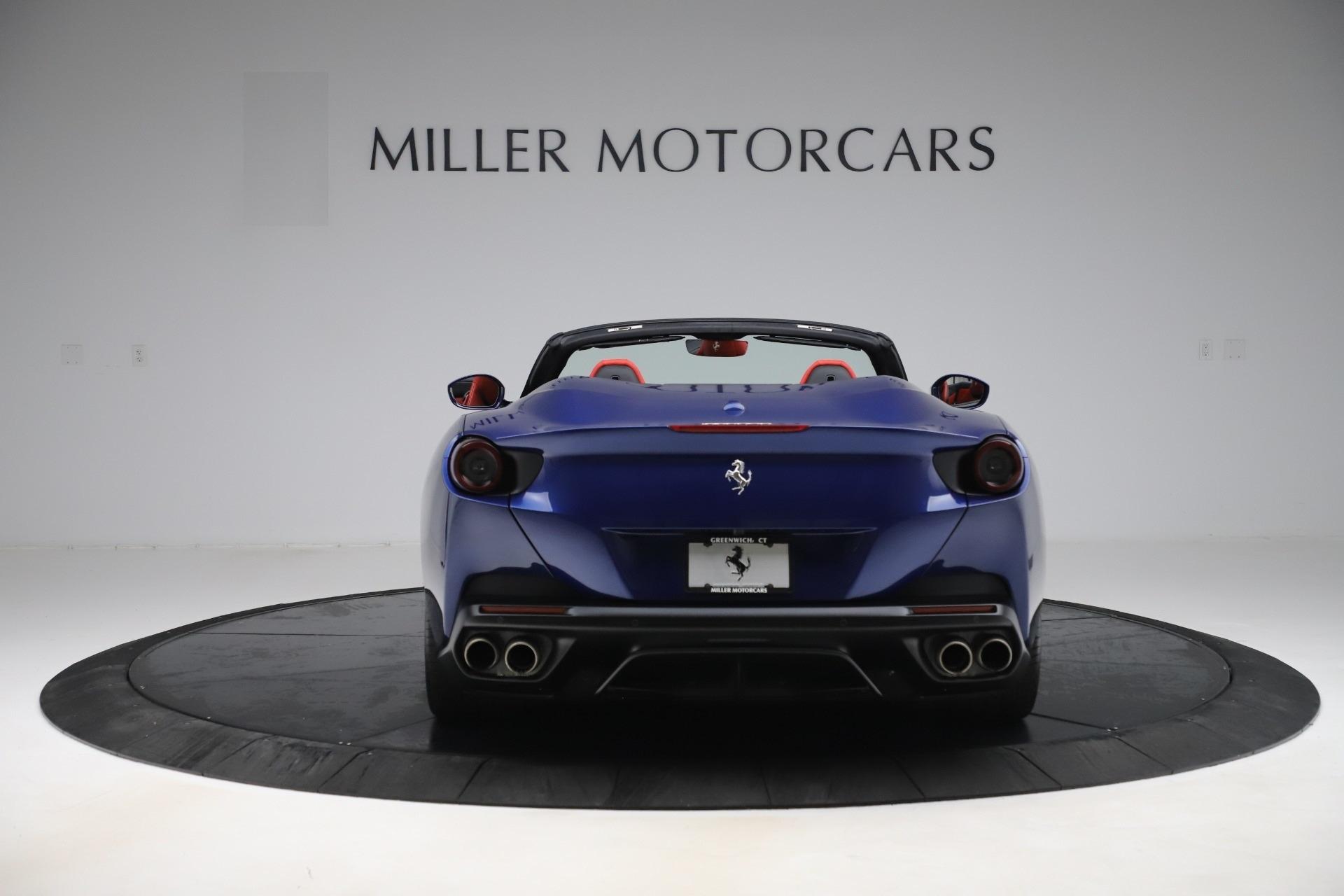 Used 2019 Ferrari Portofino  For Sale In Greenwich, CT 3548_p6