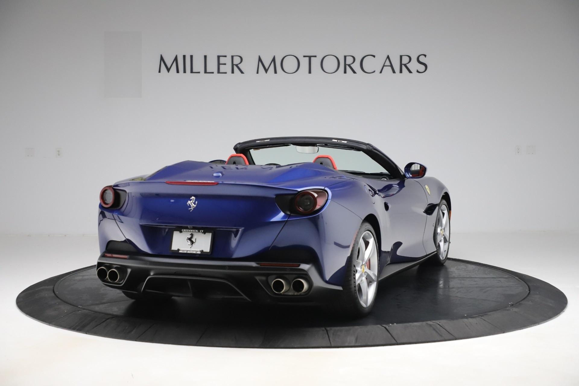 Used 2019 Ferrari Portofino  For Sale In Greenwich, CT 3548_p7