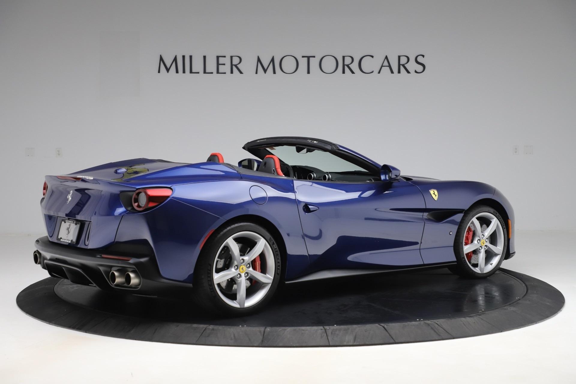 Used 2019 Ferrari Portofino  For Sale In Greenwich, CT 3548_p8