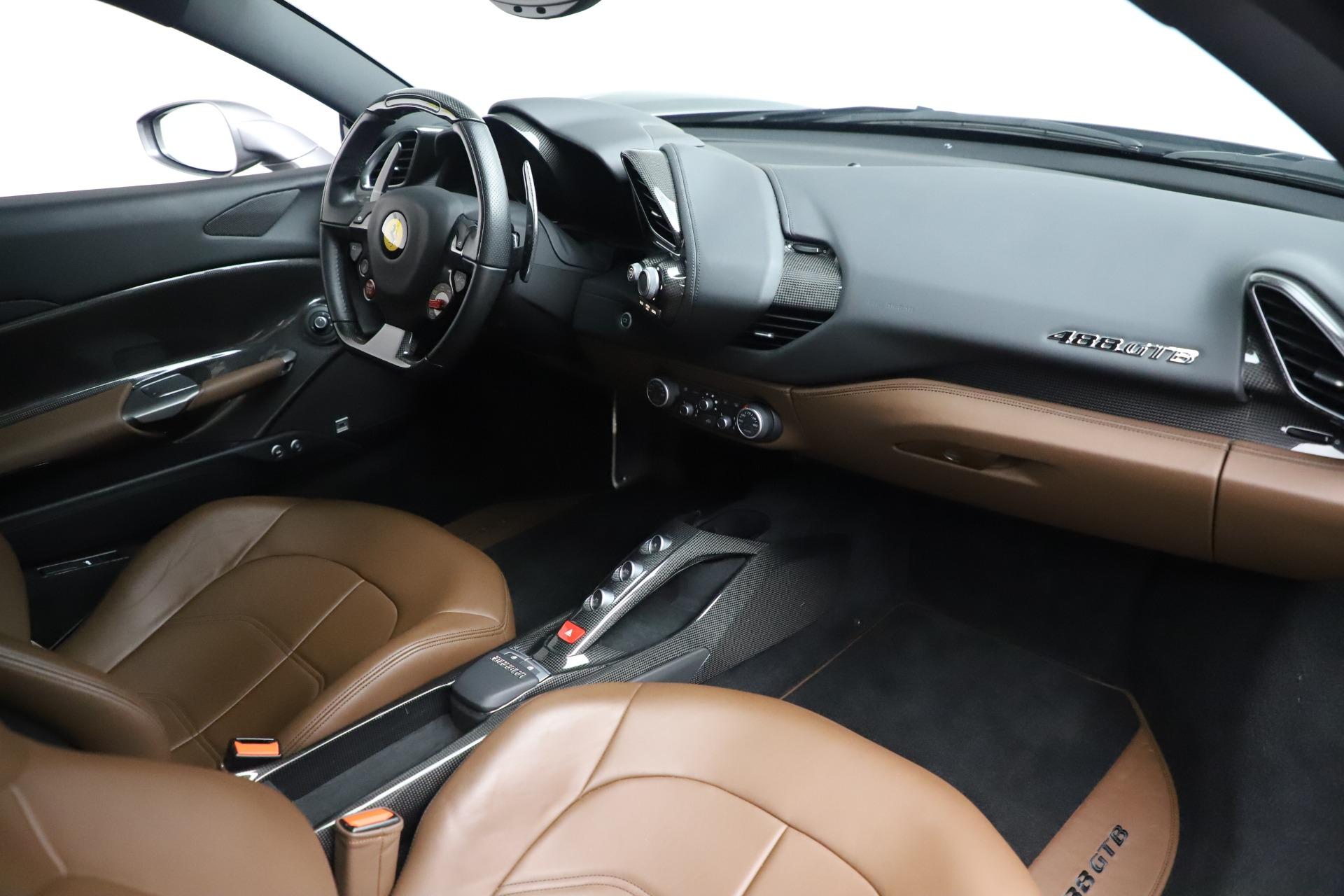 Used 2016 Ferrari 488 GTB  For Sale In Greenwich, CT 3554_p17