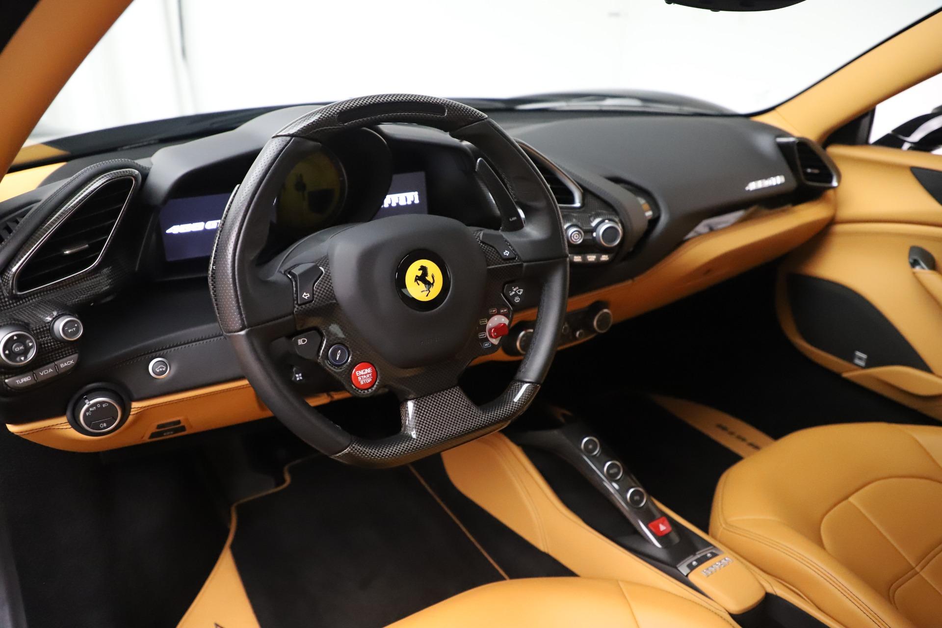 Used 2017 Ferrari 488 GTB  For Sale In Greenwich, CT 3555_p13