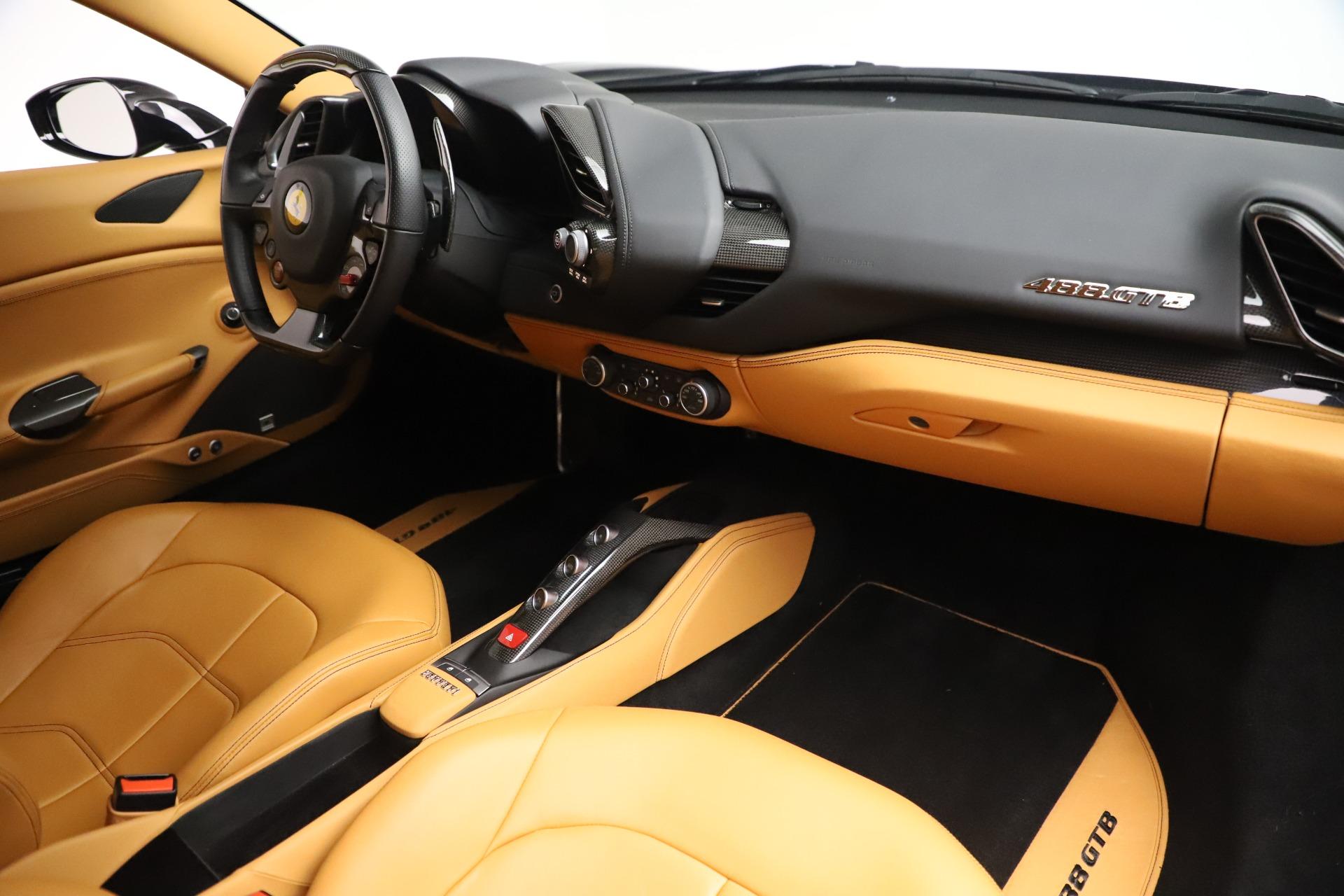 Used 2017 Ferrari 488 GTB  For Sale In Greenwich, CT 3555_p17