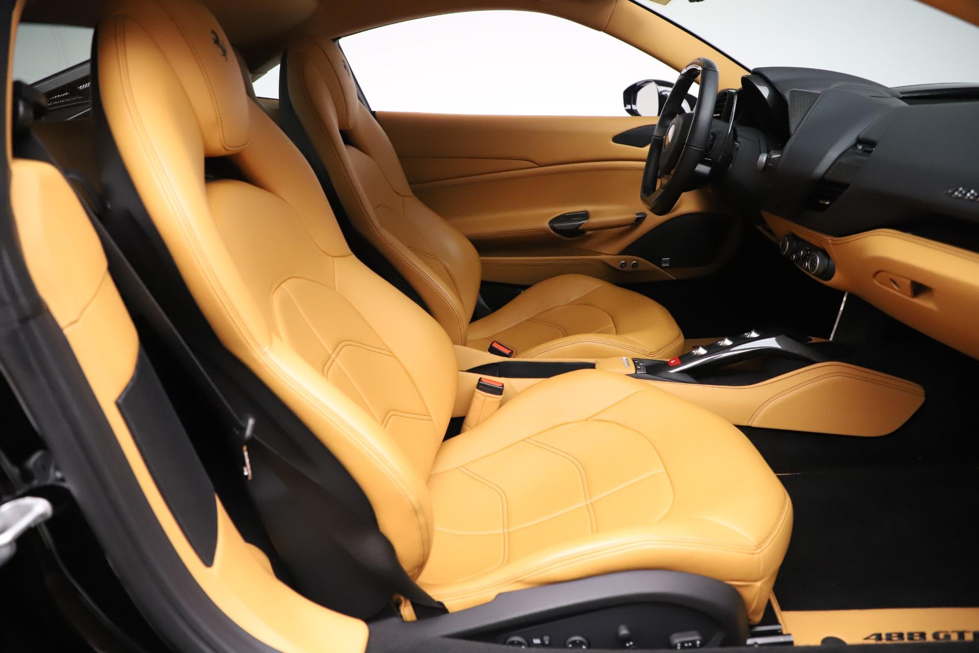 Used 2017 Ferrari 488 GTB  For Sale In Greenwich, CT 3555_p18