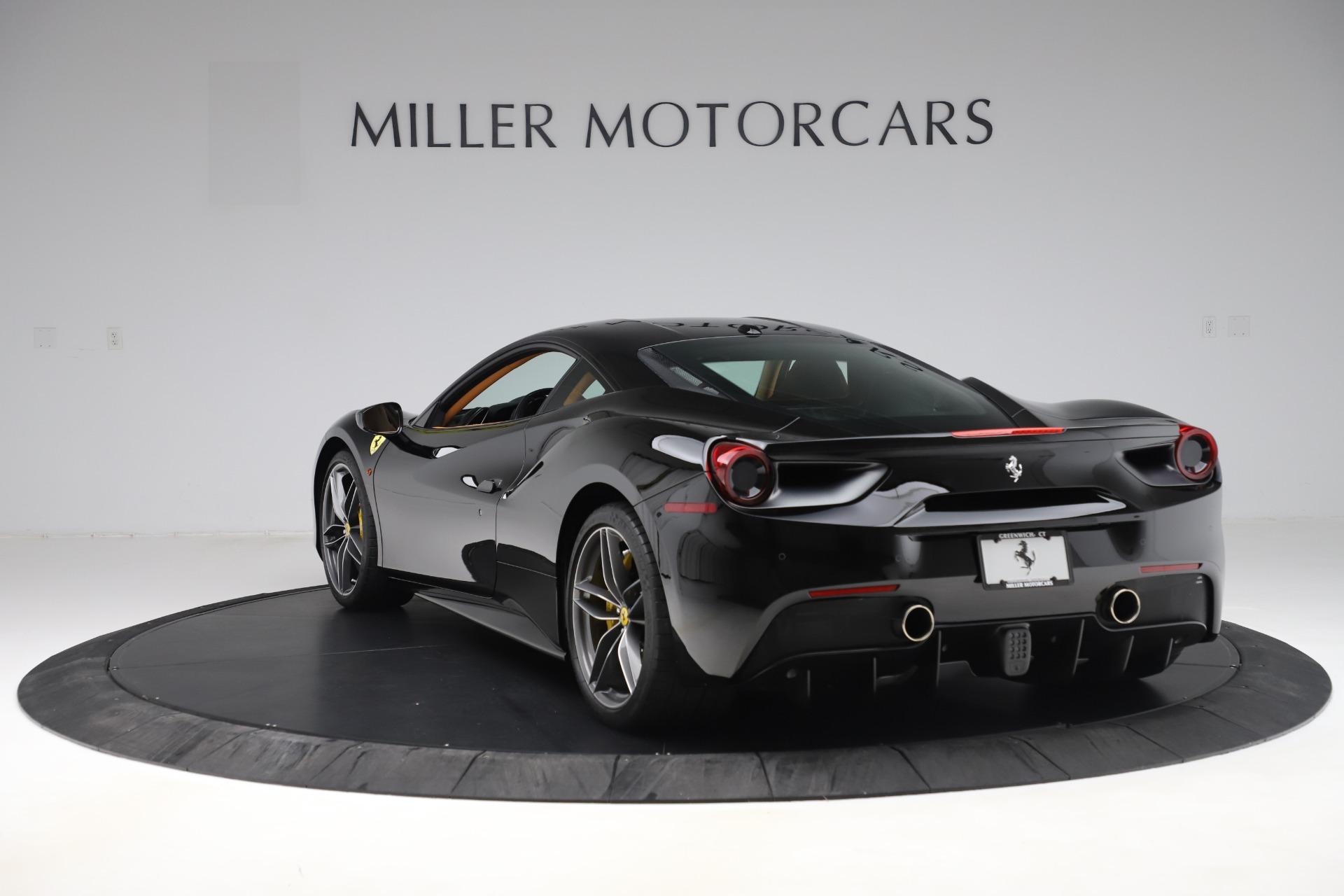 Used 2017 Ferrari 488 GTB  For Sale In Greenwich, CT 3555_p5