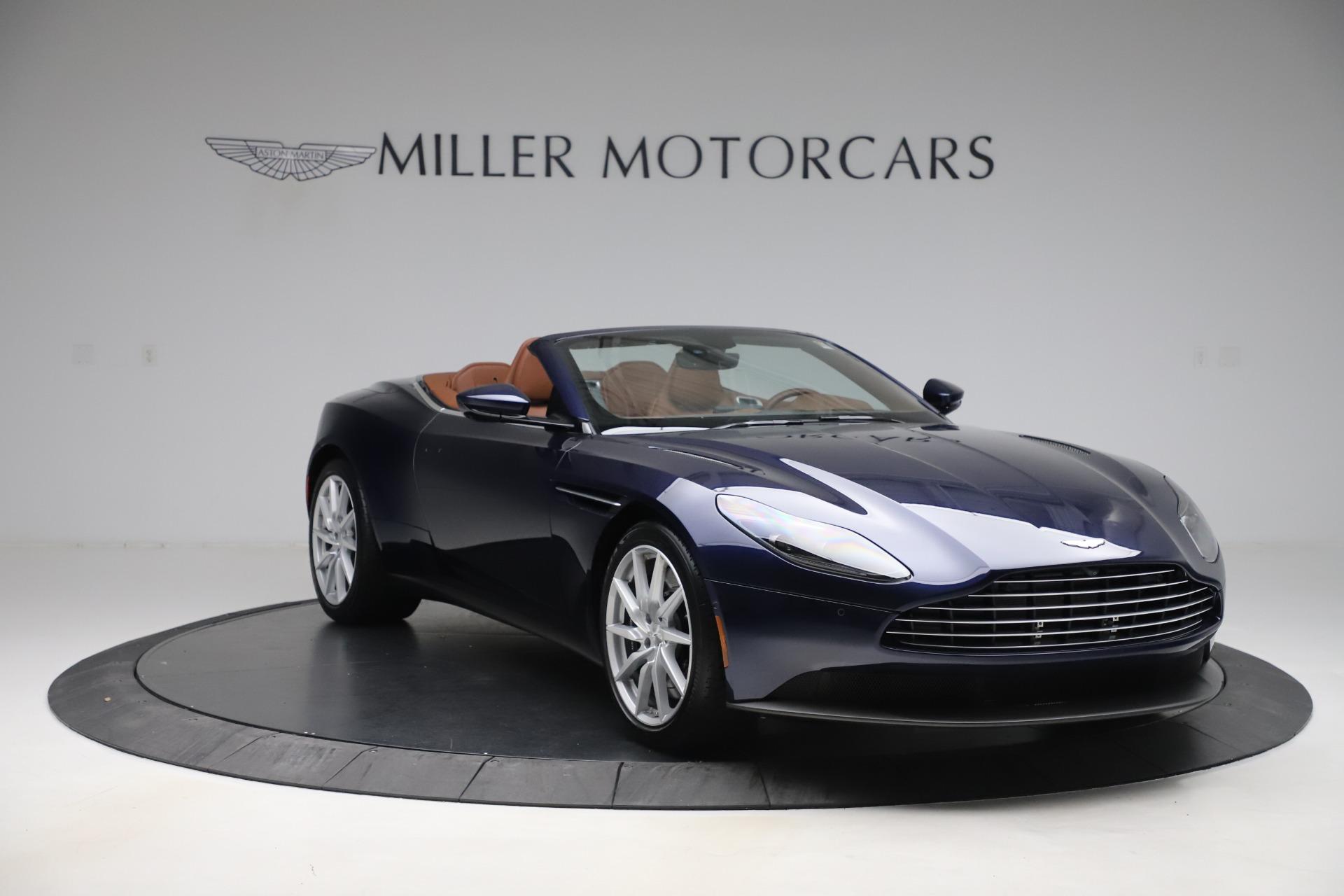 New 2020 Aston Martin DB11 Volante For Sale In Greenwich, CT 3560_p11