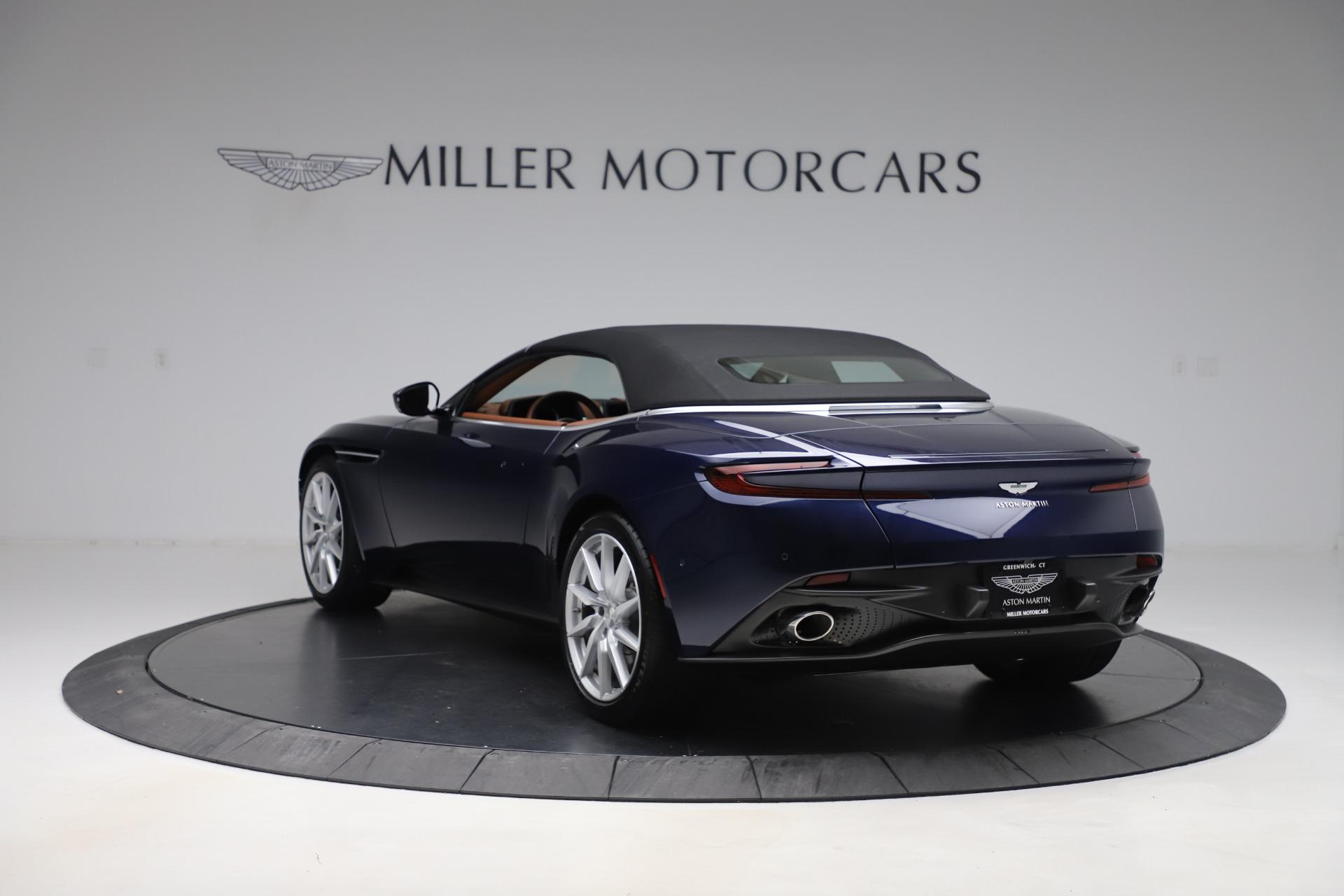 New 2020 Aston Martin DB11 Volante For Sale In Greenwich, CT 3560_p16