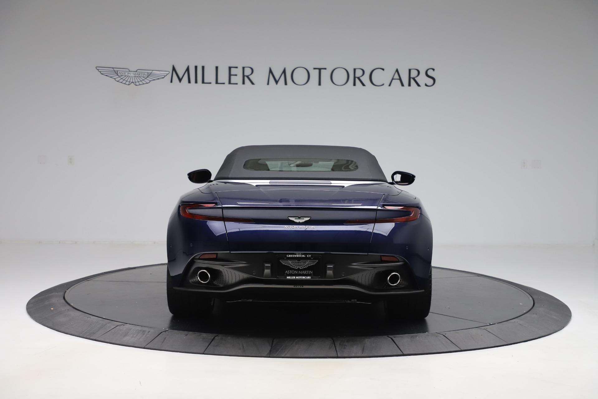 New 2020 Aston Martin DB11 Volante For Sale In Greenwich, CT 3560_p17
