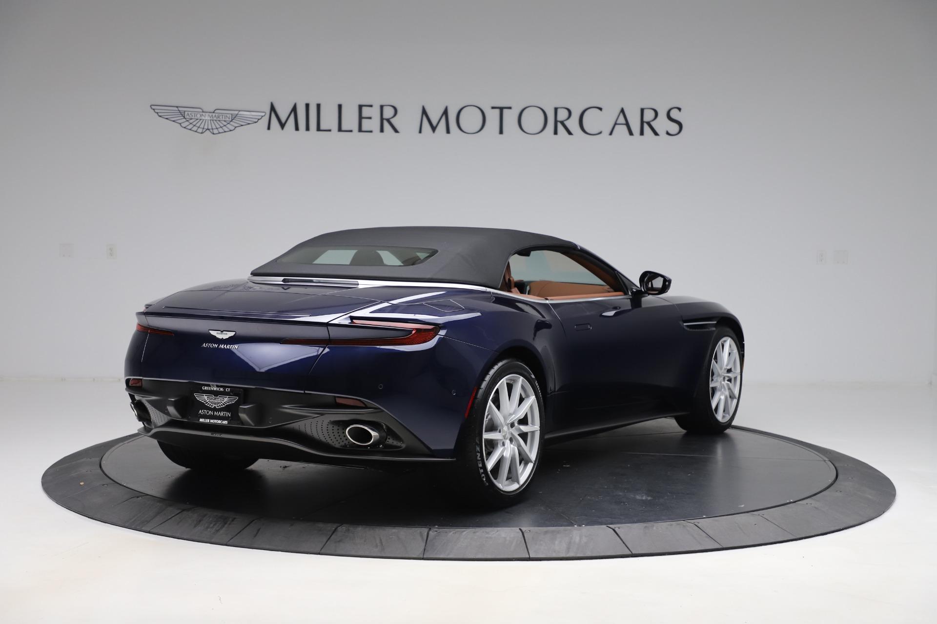 New 2020 Aston Martin DB11 Volante For Sale In Greenwich, CT 3560_p18