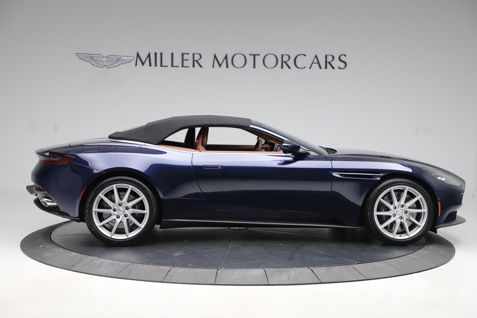 New 2020 Aston Martin DB11 Volante For Sale In Greenwich, CT 3560_p20