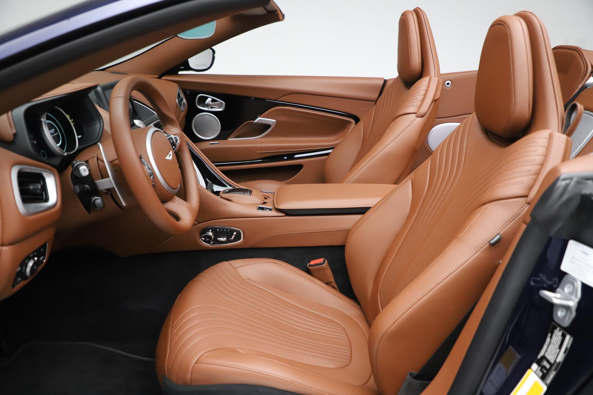 New 2020 Aston Martin DB11 Volante For Sale In Greenwich, CT 3560_p21