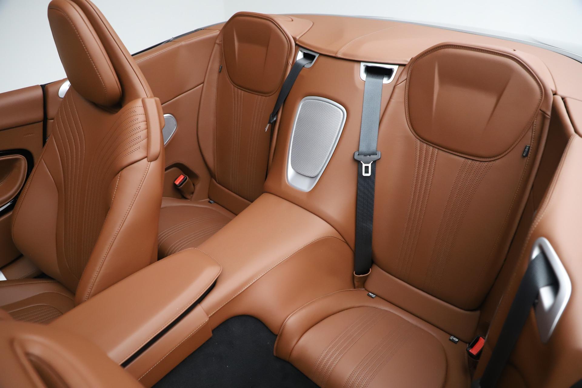New 2020 Aston Martin DB11 Volante For Sale In Greenwich, CT 3560_p24