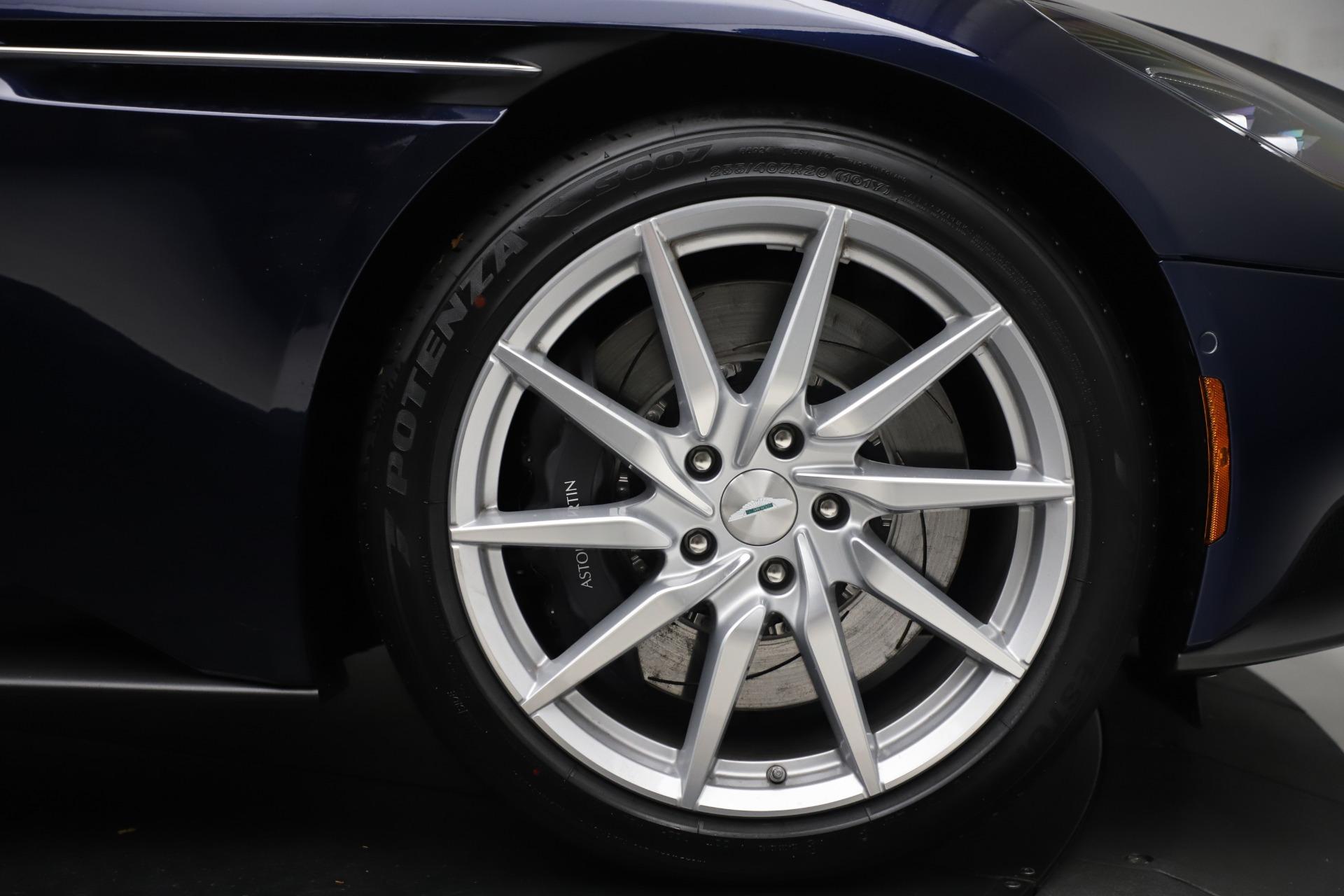 New 2020 Aston Martin DB11 Volante For Sale In Greenwich, CT 3560_p28