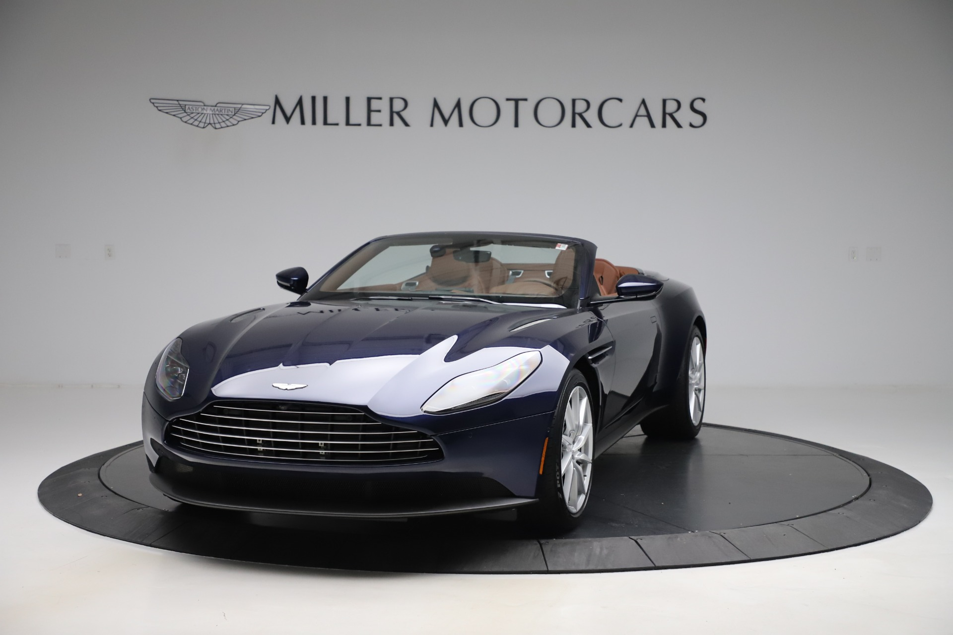 New 2020 Aston Martin DB11 Volante For Sale In Greenwich, CT 3560_p2