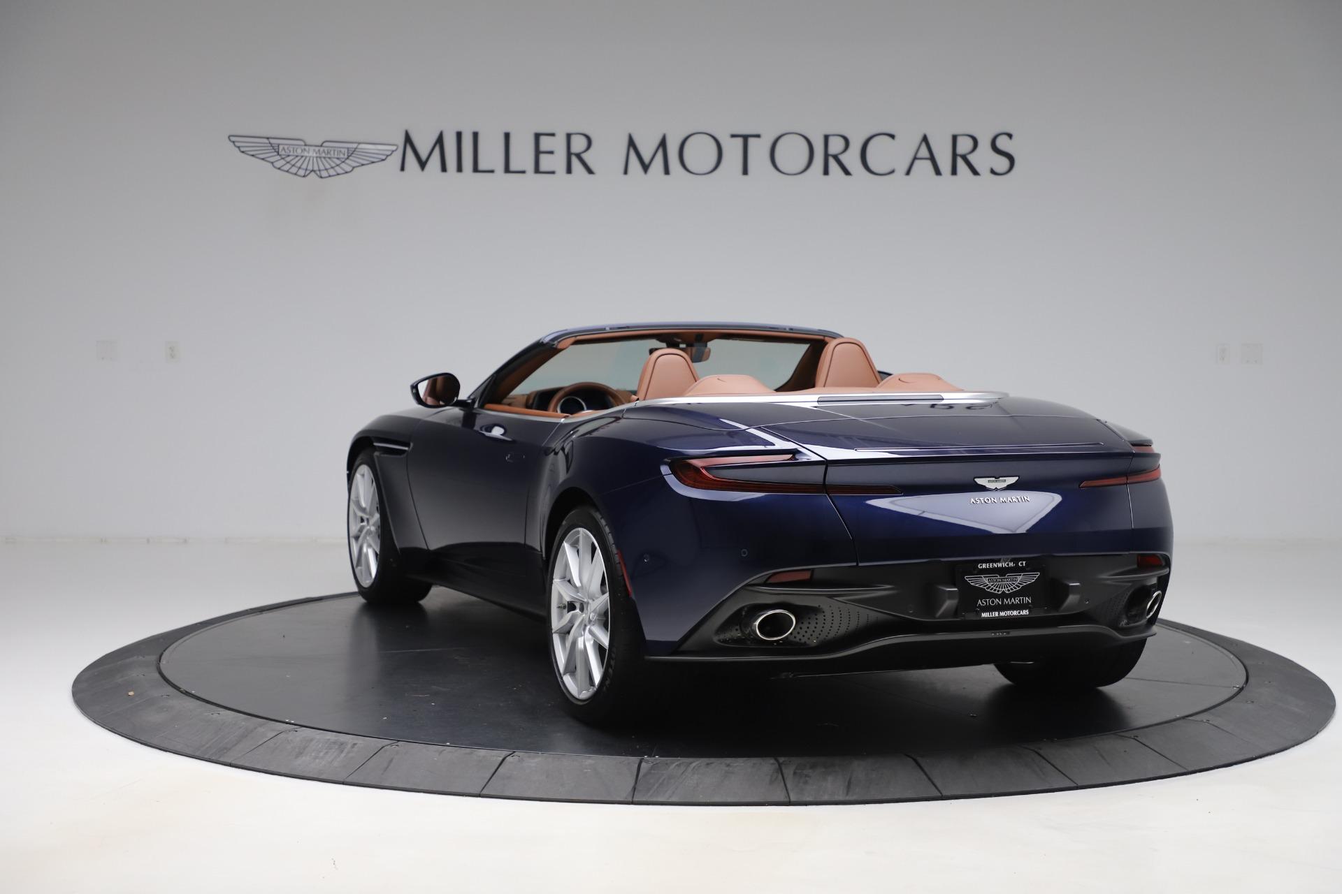 New 2020 Aston Martin DB11 Volante For Sale In Greenwich, CT 3560_p5