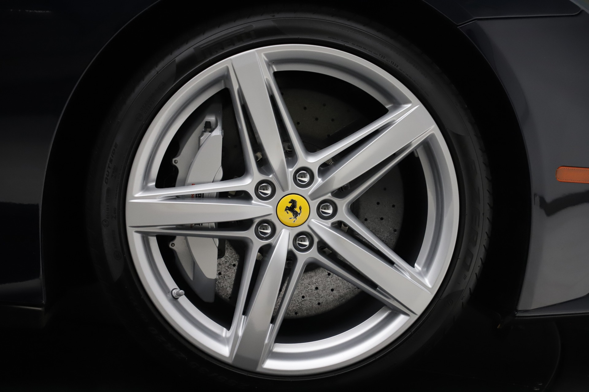 Used 2017 Ferrari F12 Berlinetta  For Sale In Greenwich, CT 3563_p25
