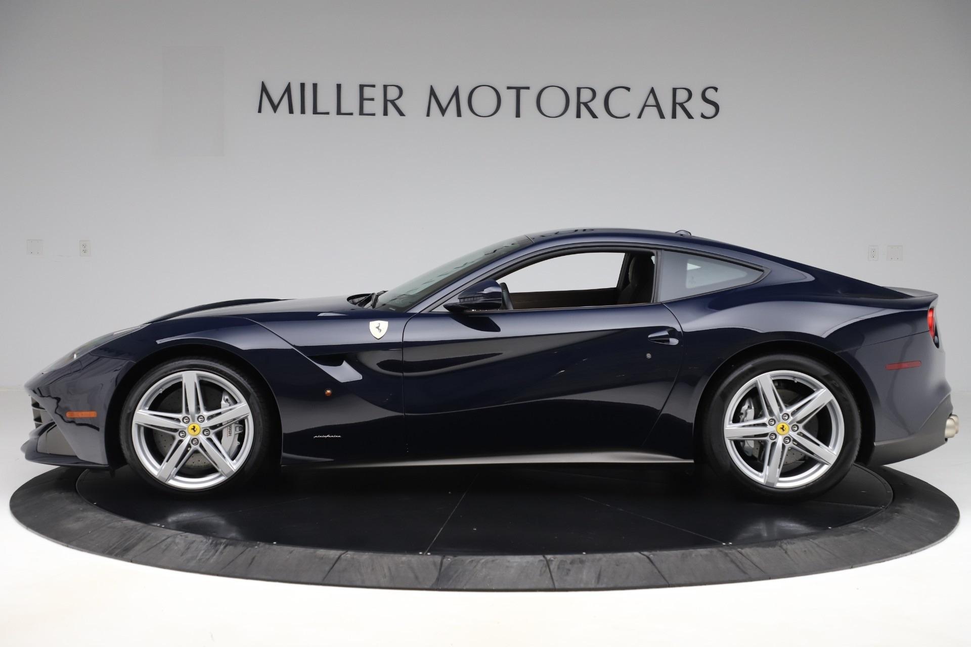 Used 2017 Ferrari F12 Berlinetta  For Sale In Greenwich, CT 3563_p3