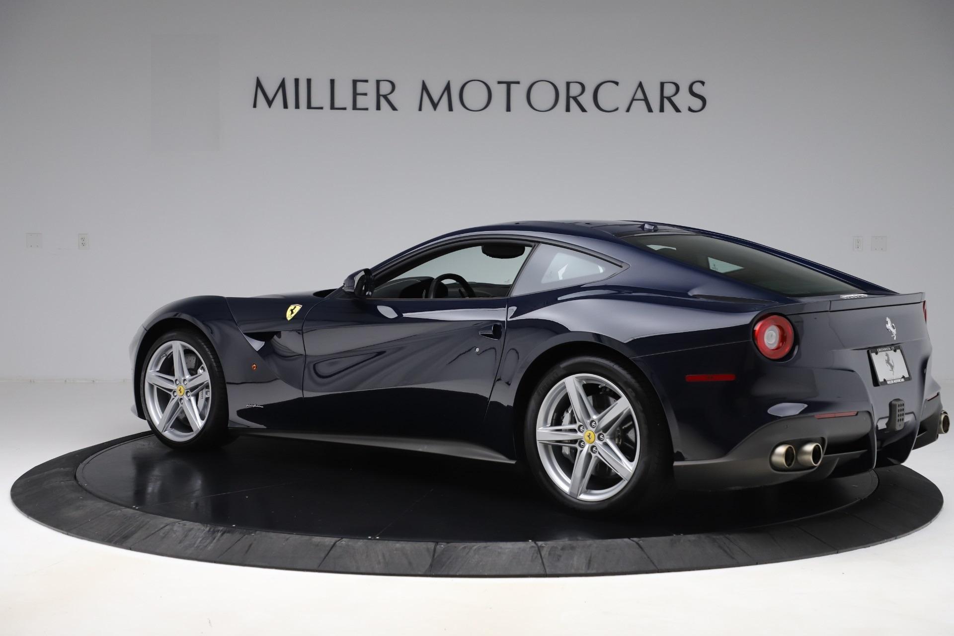 Used 2017 Ferrari F12 Berlinetta  For Sale In Greenwich, CT 3563_p4