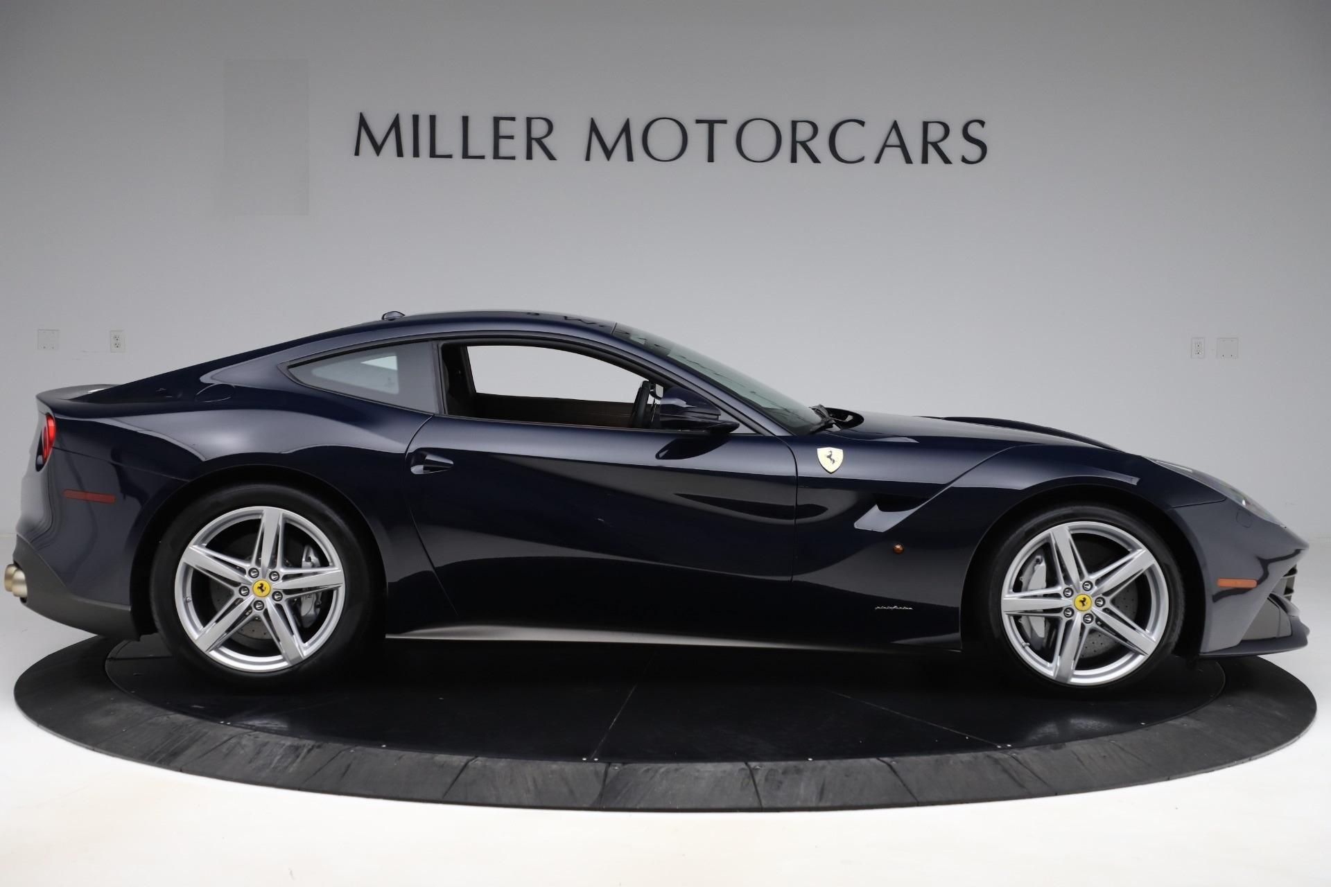 Used 2017 Ferrari F12 Berlinetta  For Sale In Greenwich, CT 3563_p9