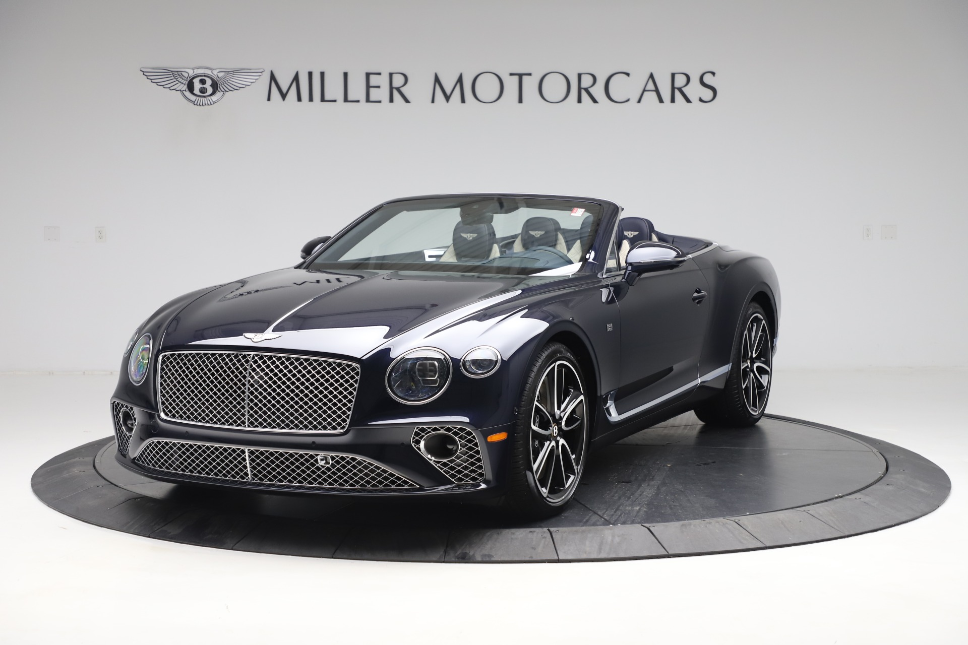 New 2020 Bentley Continental GTC V8 For Sale In Greenwich, CT 3566_main