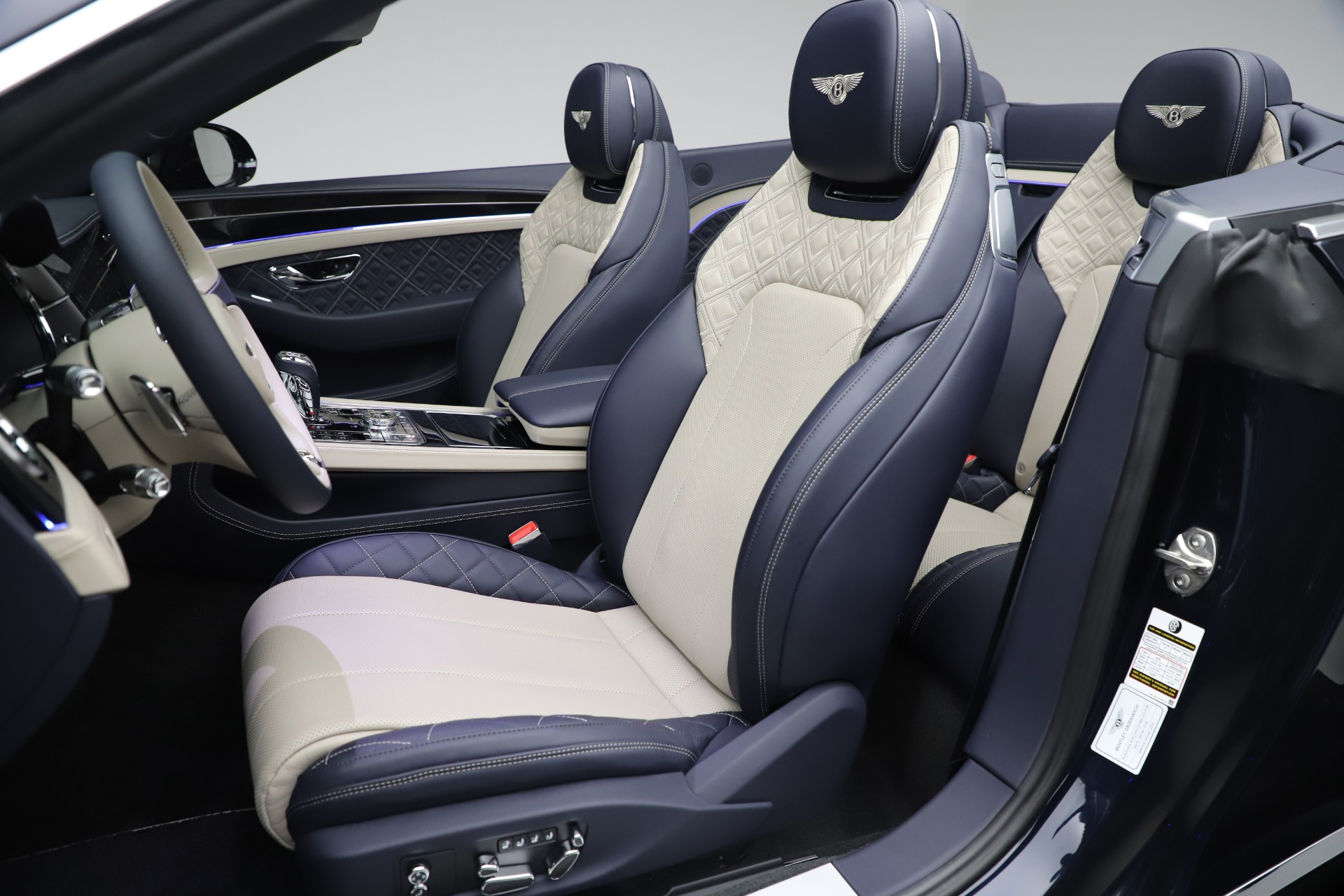 New 2020 Bentley Continental GTC V8 For Sale In Greenwich, CT 3566_p23