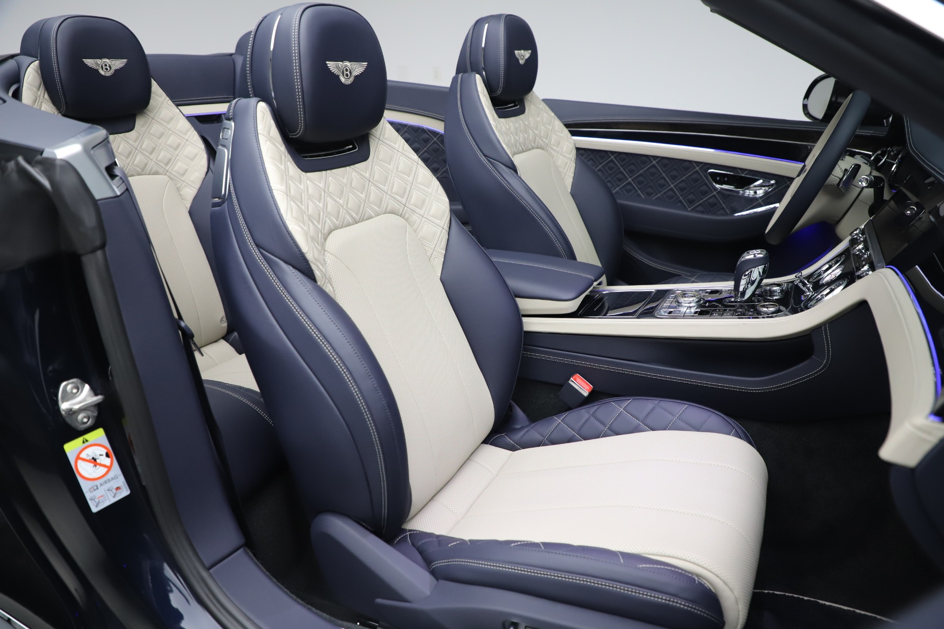New 2020 Bentley Continental GTC V8 For Sale In Greenwich, CT 3566_p31