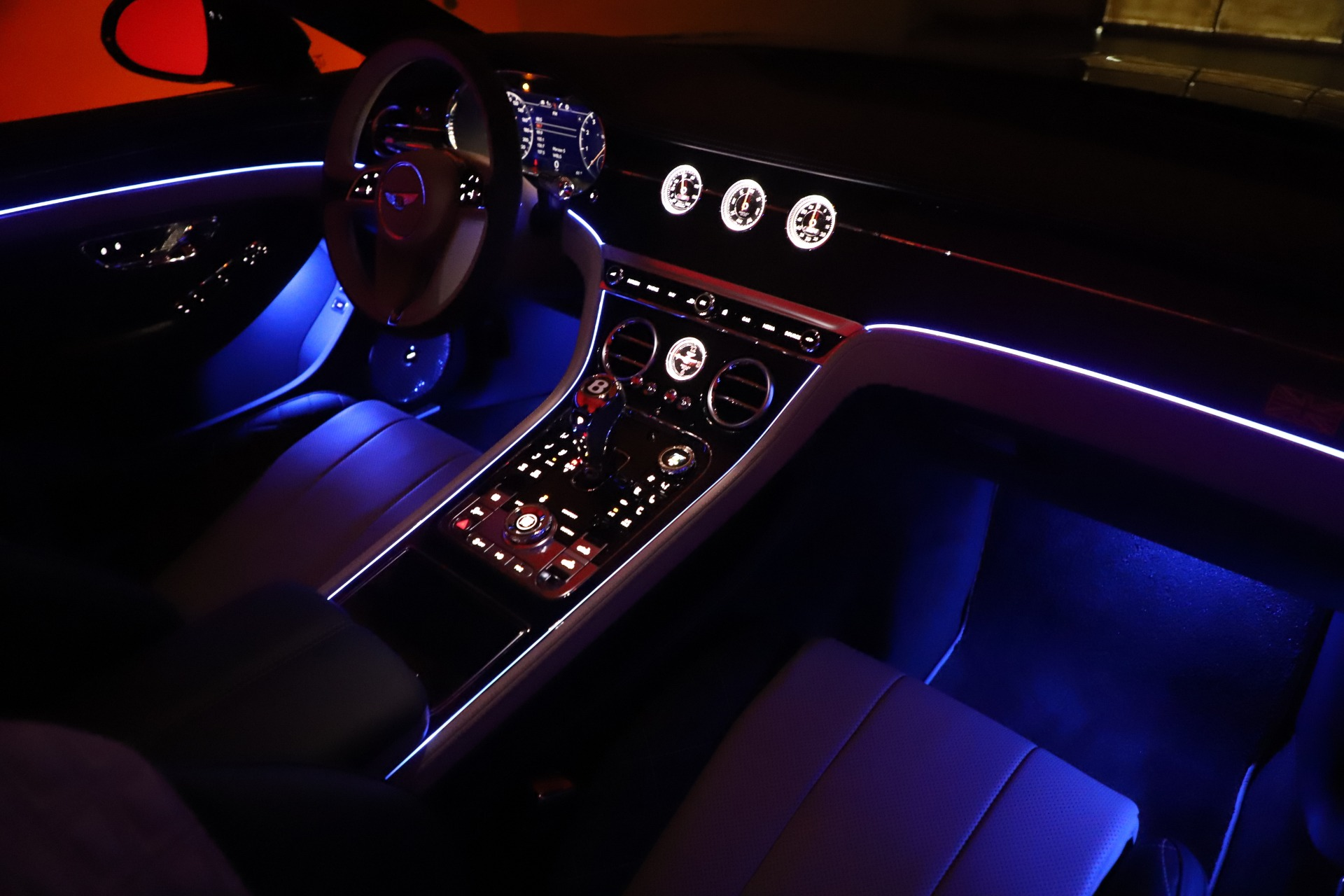 New 2020 Bentley Continental GTC V8 For Sale In Greenwich, CT 3566_p34