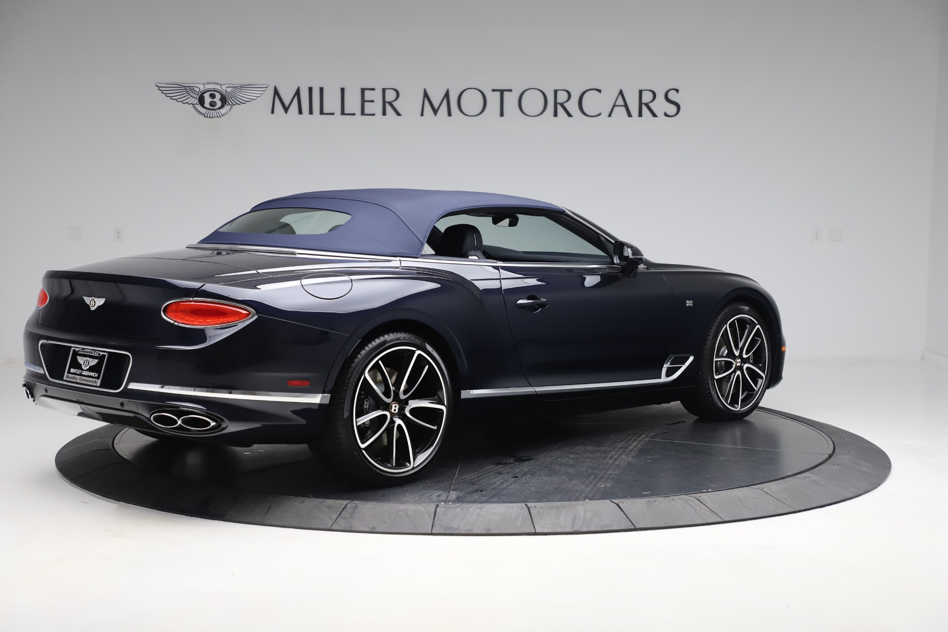 New 2020 Bentley Continental GTC V8 For Sale In Greenwich, CT 3566_p40