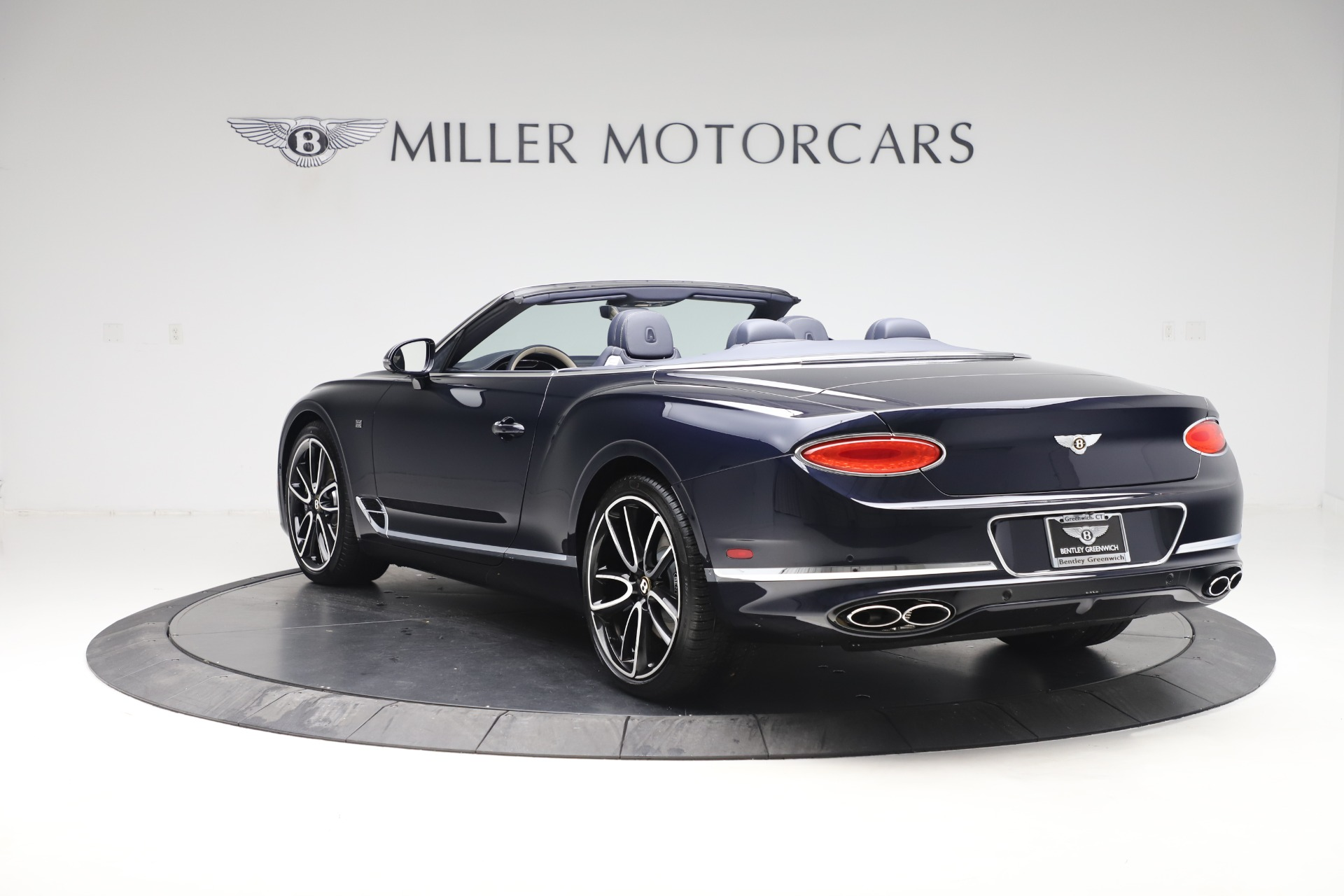 New 2020 Bentley Continental GTC V8 For Sale In Greenwich, CT 3566_p5