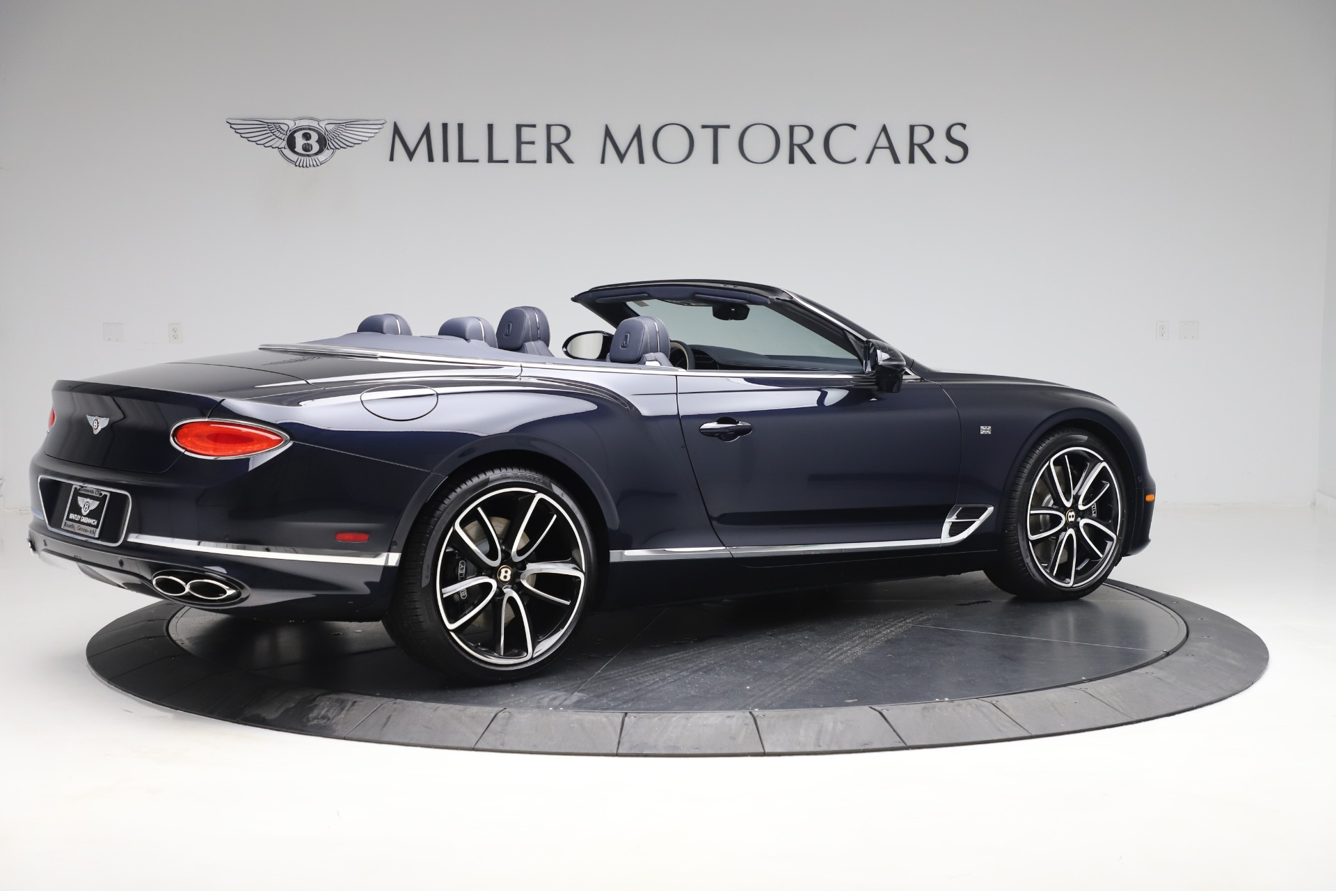 New 2020 Bentley Continental GTC V8 For Sale In Greenwich, CT 3566_p9