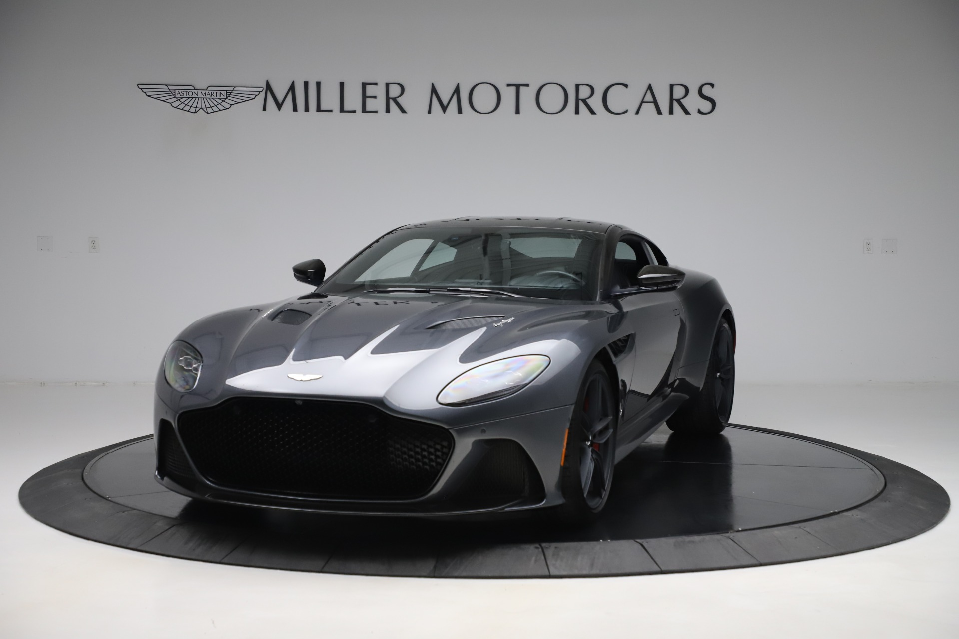 Used 2019 Aston Martin DBS Superleggera For Sale In Greenwich, CT 3570_p2