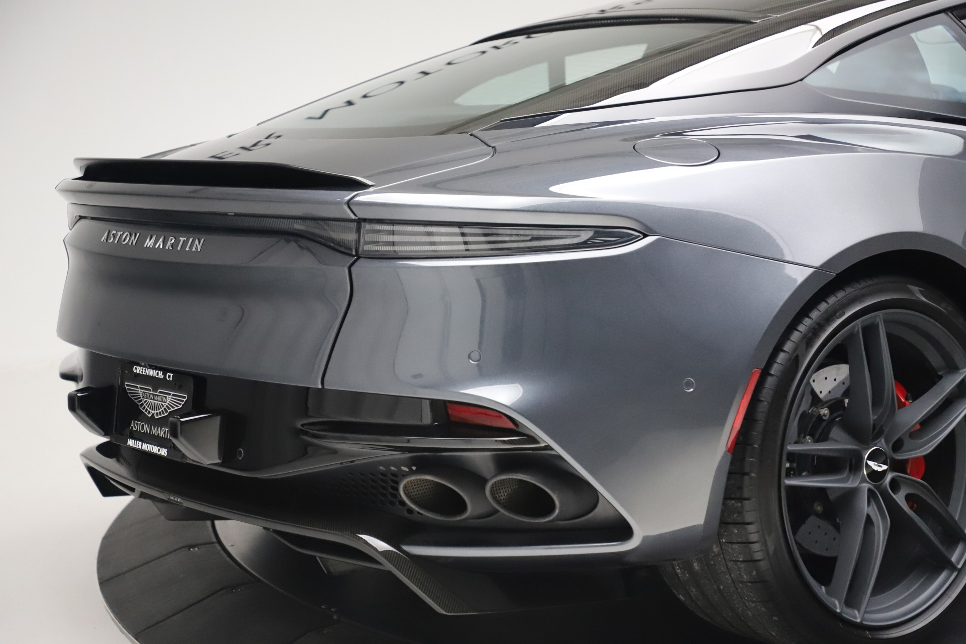 Used 2019 Aston Martin DBS Superleggera For Sale In Greenwich, CT 3570_p30