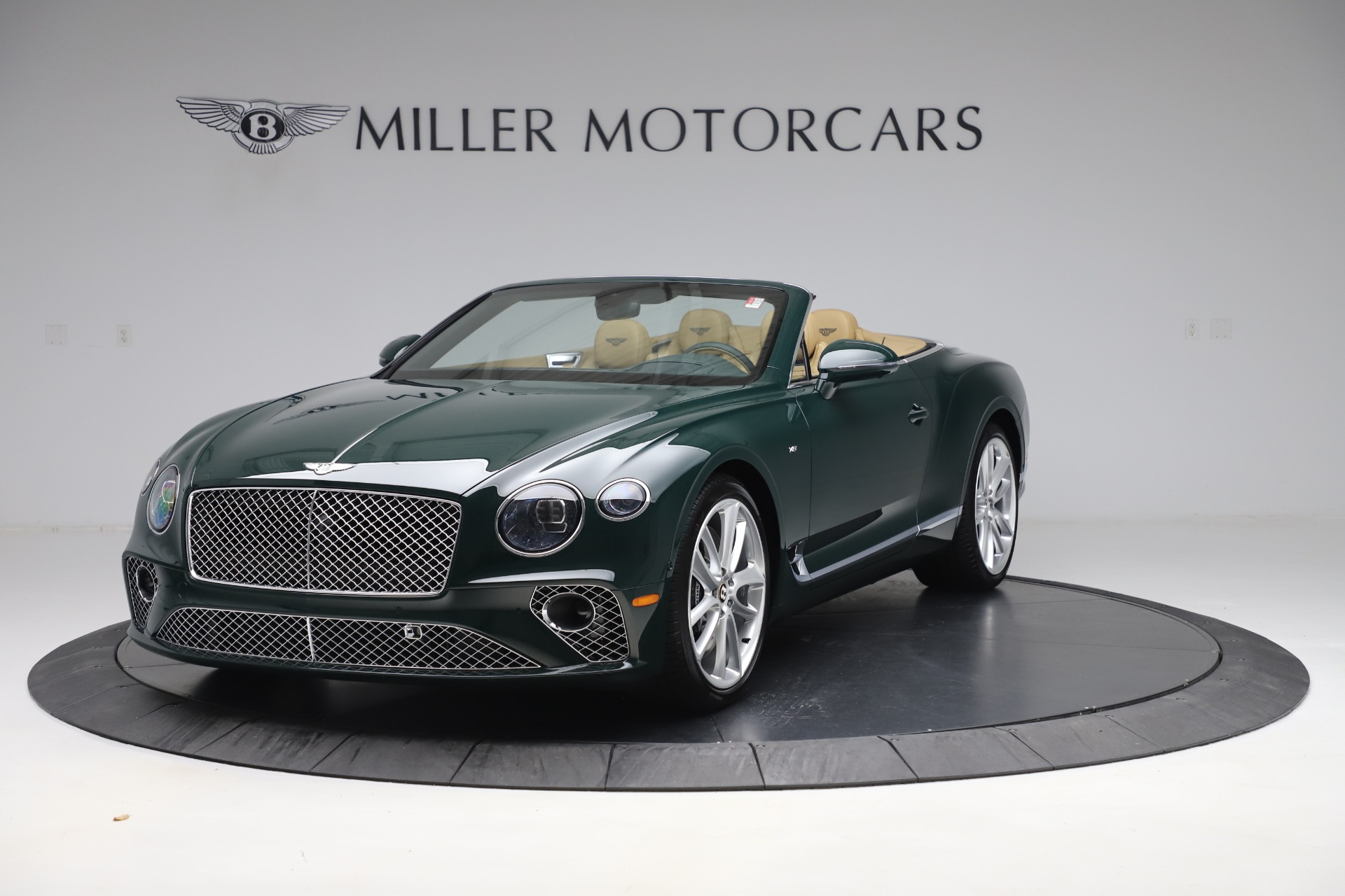 New 2020 Bentley Continental GTC V8 For Sale In Greenwich, CT 3572_main