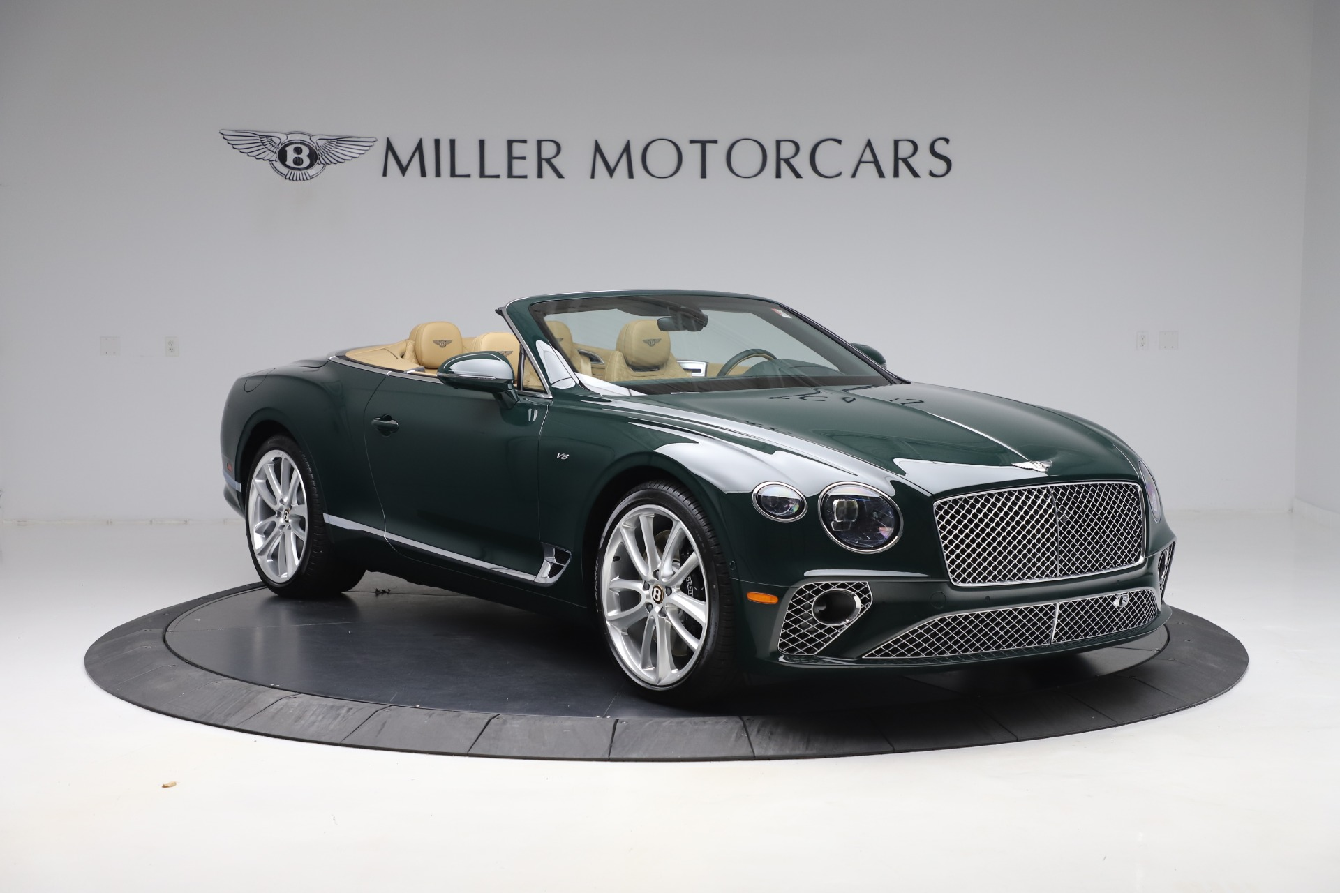 New 2020 Bentley Continental GTC V8 For Sale In Greenwich, CT 3572_p11