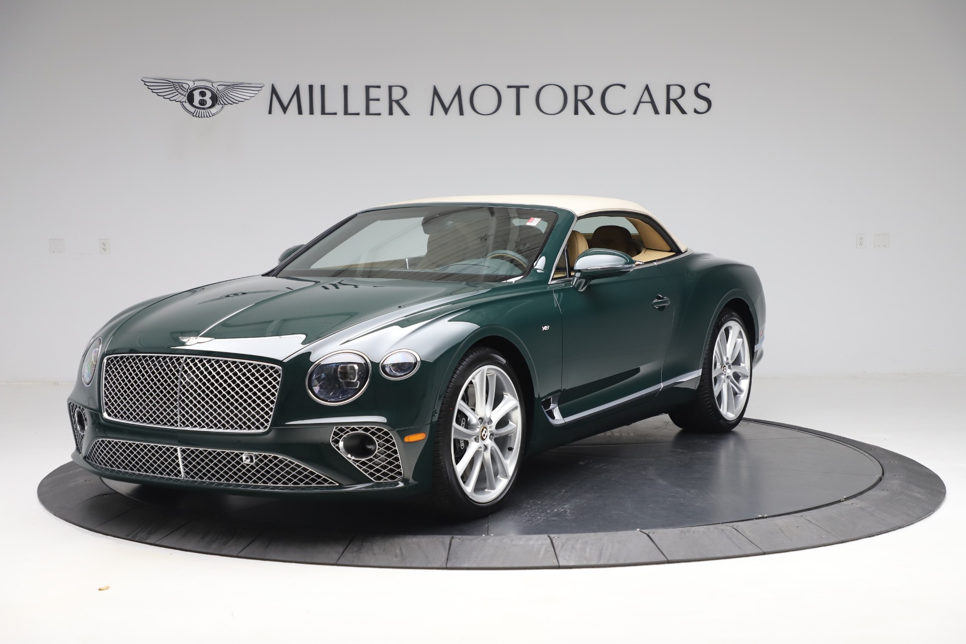 New 2020 Bentley Continental GTC V8 For Sale In Greenwich, CT 3572_p14