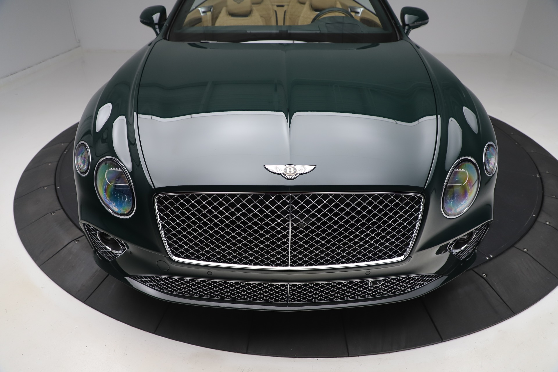 New 2020 Bentley Continental GTC V8 For Sale In Greenwich, CT 3572_p21