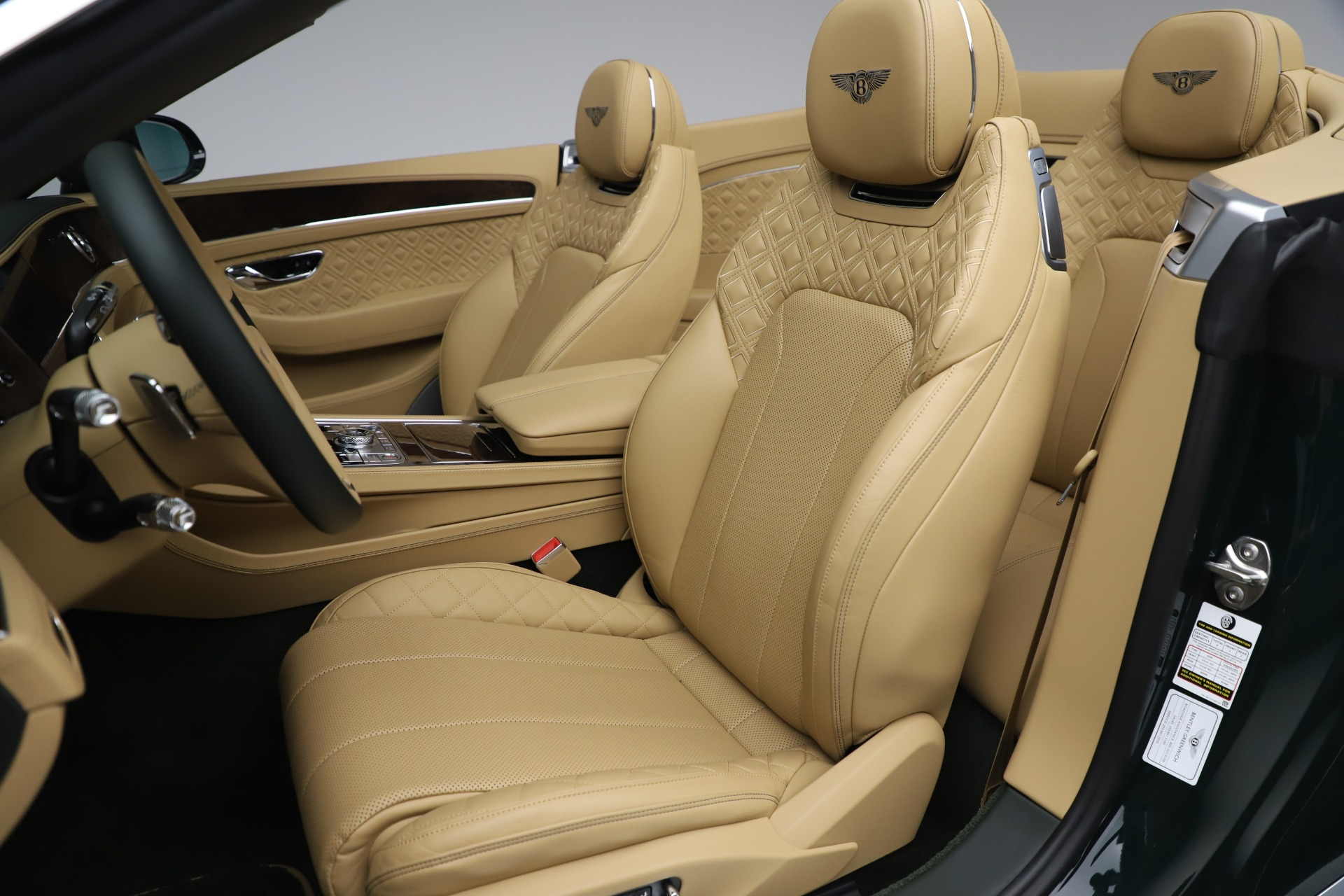 New 2020 Bentley Continental GTC V8 For Sale In Greenwich, CT 3572_p29