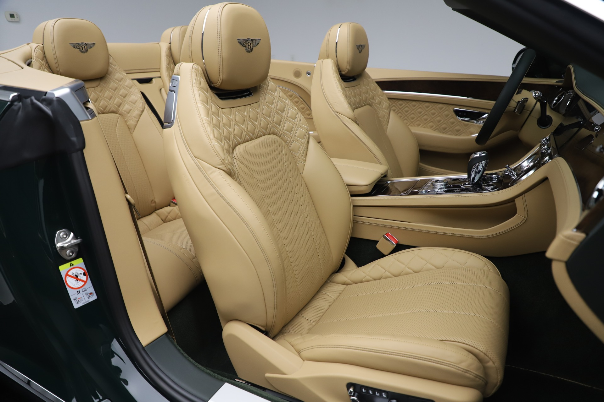 New 2020 Bentley Continental GTC V8 For Sale In Greenwich, CT 3572_p36