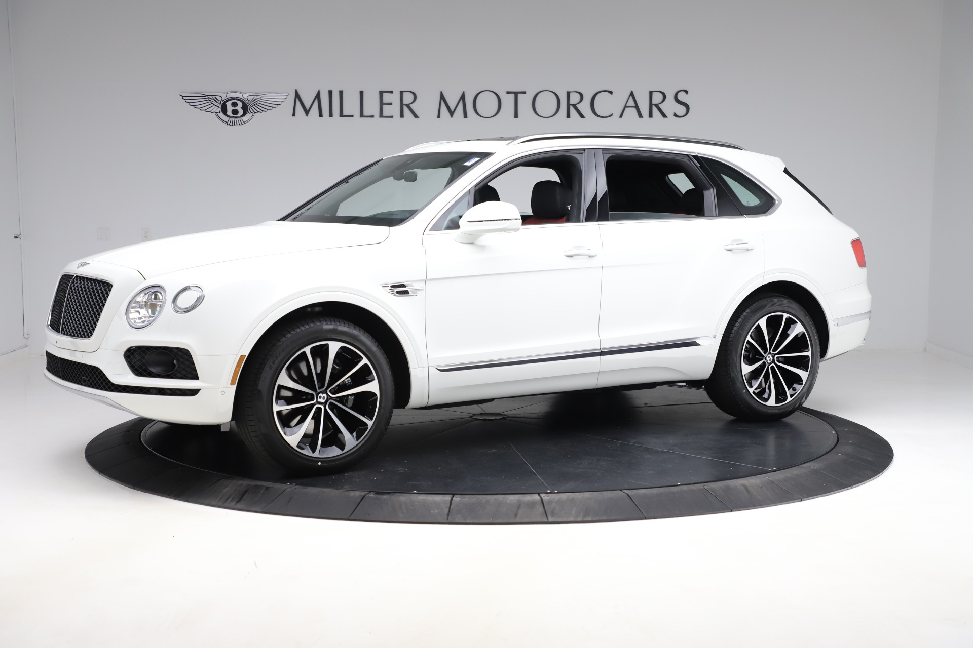 New 2020 Bentley Bentayga V8 For Sale In Greenwich, CT 3573_p2