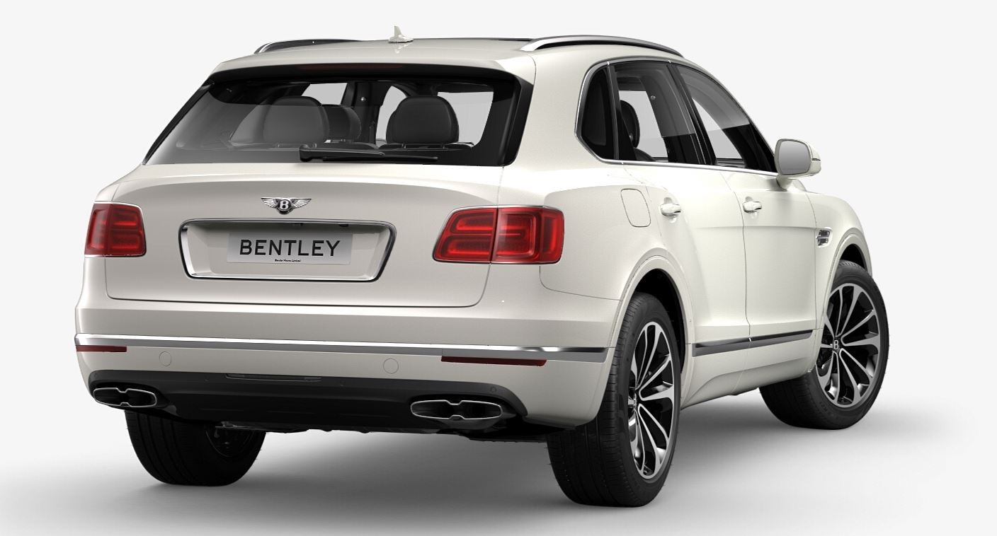 New 2020 Bentley Bentayga V8 For Sale In Greenwich, CT 3574_p3