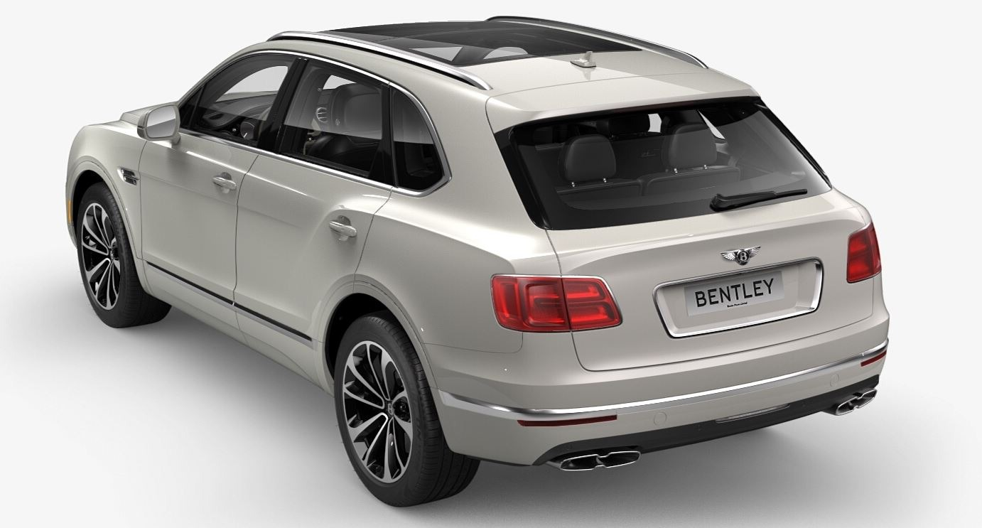 New 2020 Bentley Bentayga V8 For Sale In Greenwich, CT 3574_p4