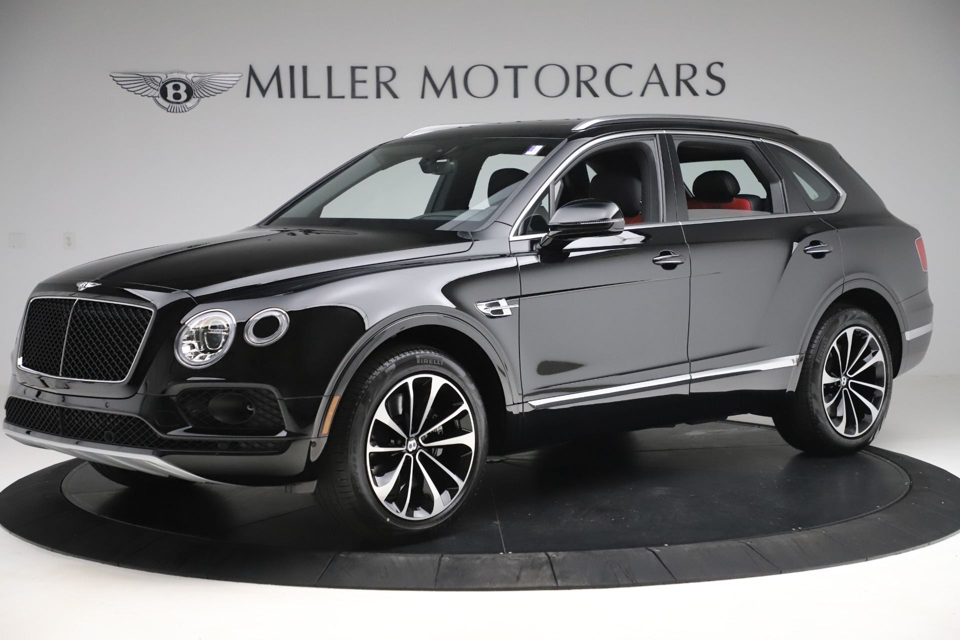 New 2020 Bentley Bentayga V8 For Sale In Greenwich, CT 3576_p2