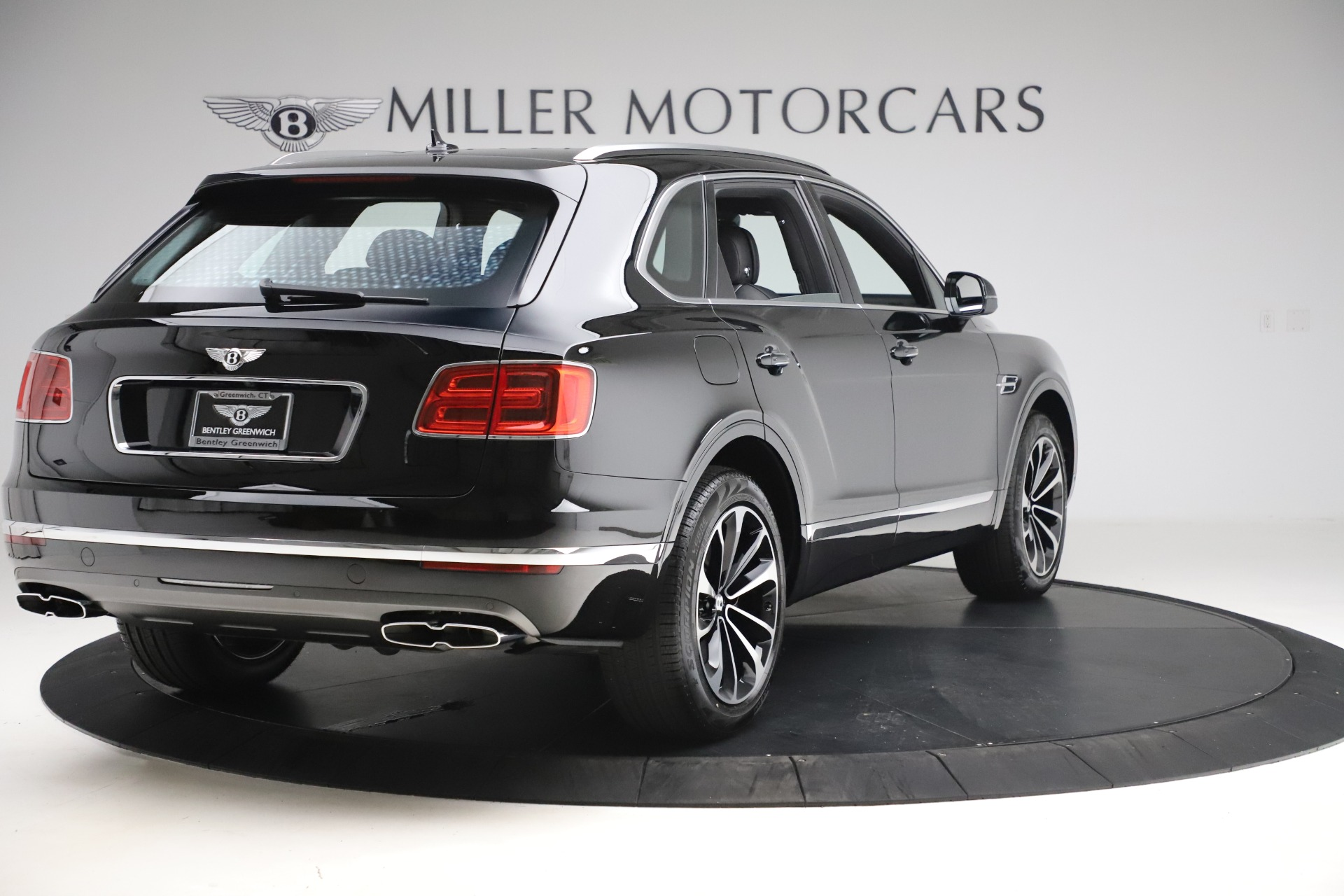 New 2020 Bentley Bentayga V8 For Sale In Greenwich, CT 3576_p7