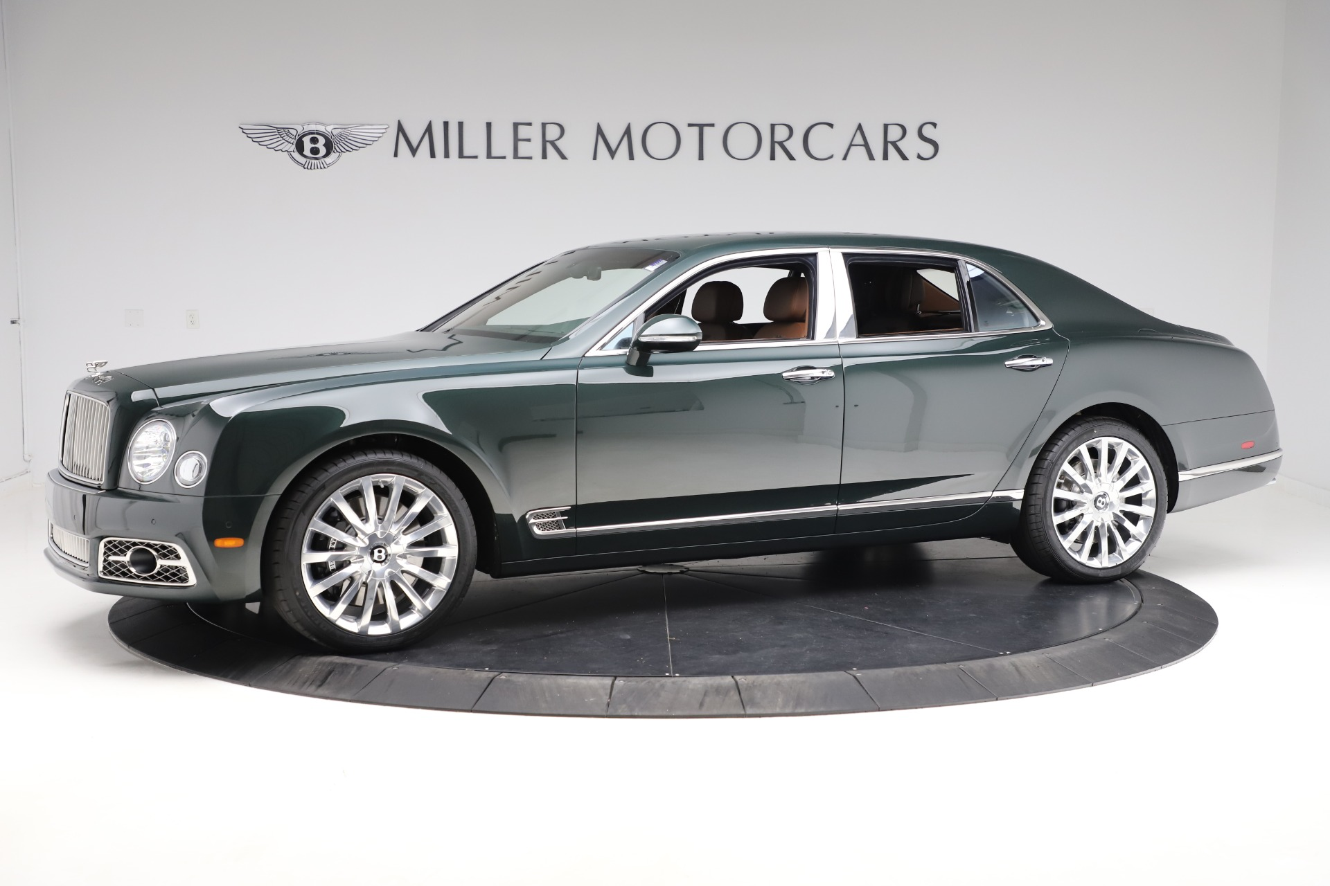 New 2020 Bentley Mulsanne V8 For Sale In Greenwich, CT 3581_p2
