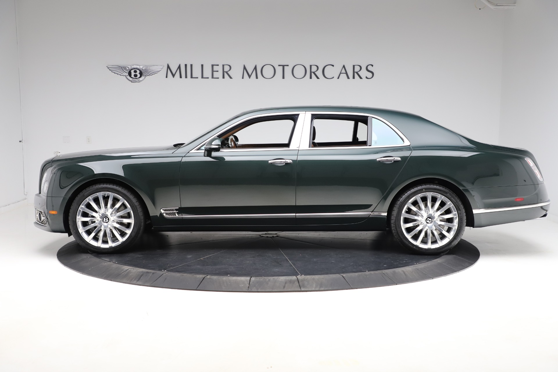 New 2020 Bentley Mulsanne V8 For Sale In Greenwich, CT 3581_p3