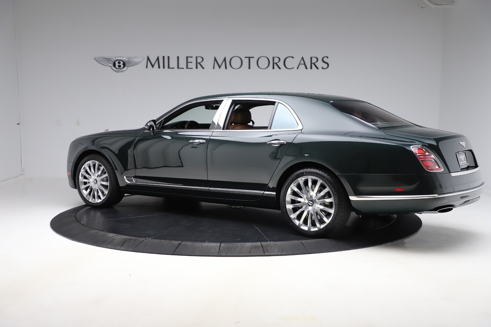 New 2020 Bentley Mulsanne V8 For Sale In Greenwich, CT 3581_p4