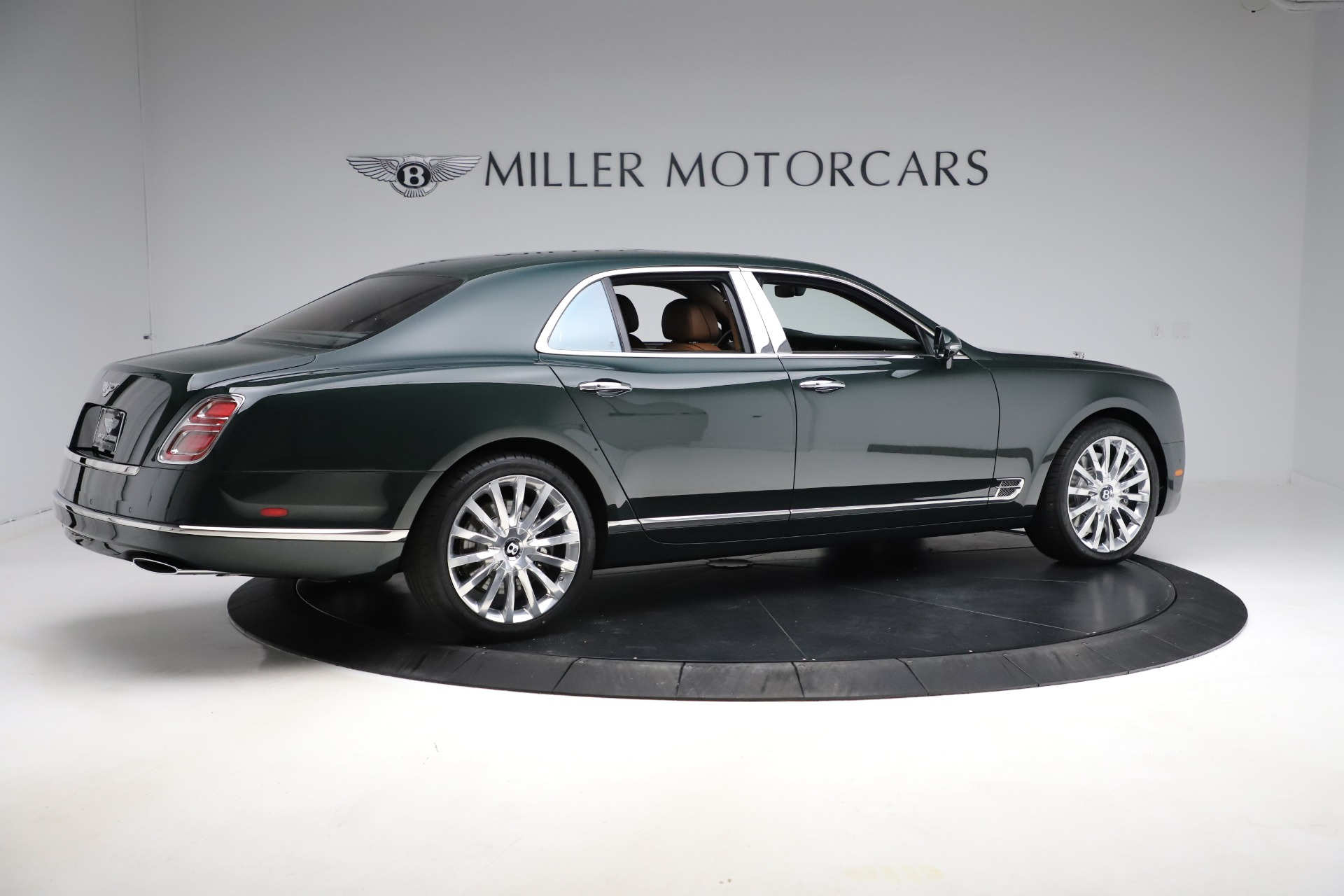New 2020 Bentley Mulsanne V8 For Sale In Greenwich, CT 3581_p8